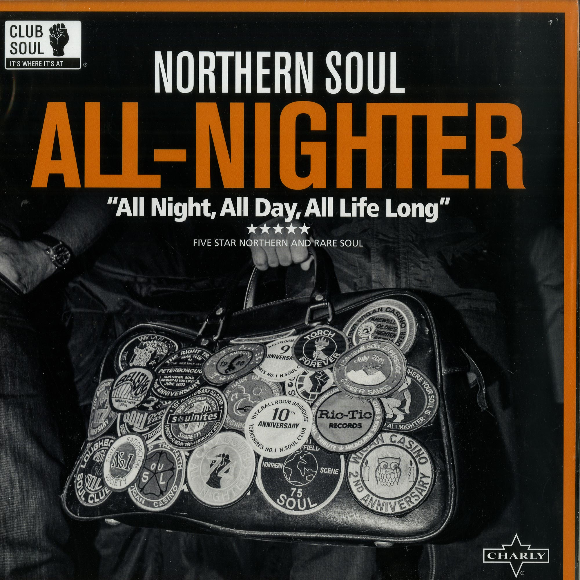 Various Artists - NORTHERN SOUL ALL-NIGHTER