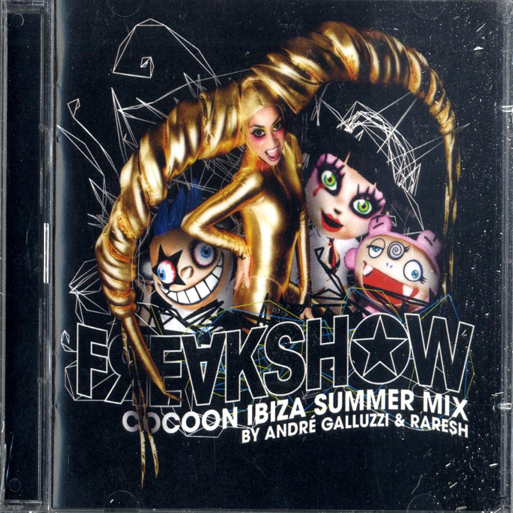 Andre Galluzzi & Raresh Mix - COCOON IBIZA SUMMER MIX