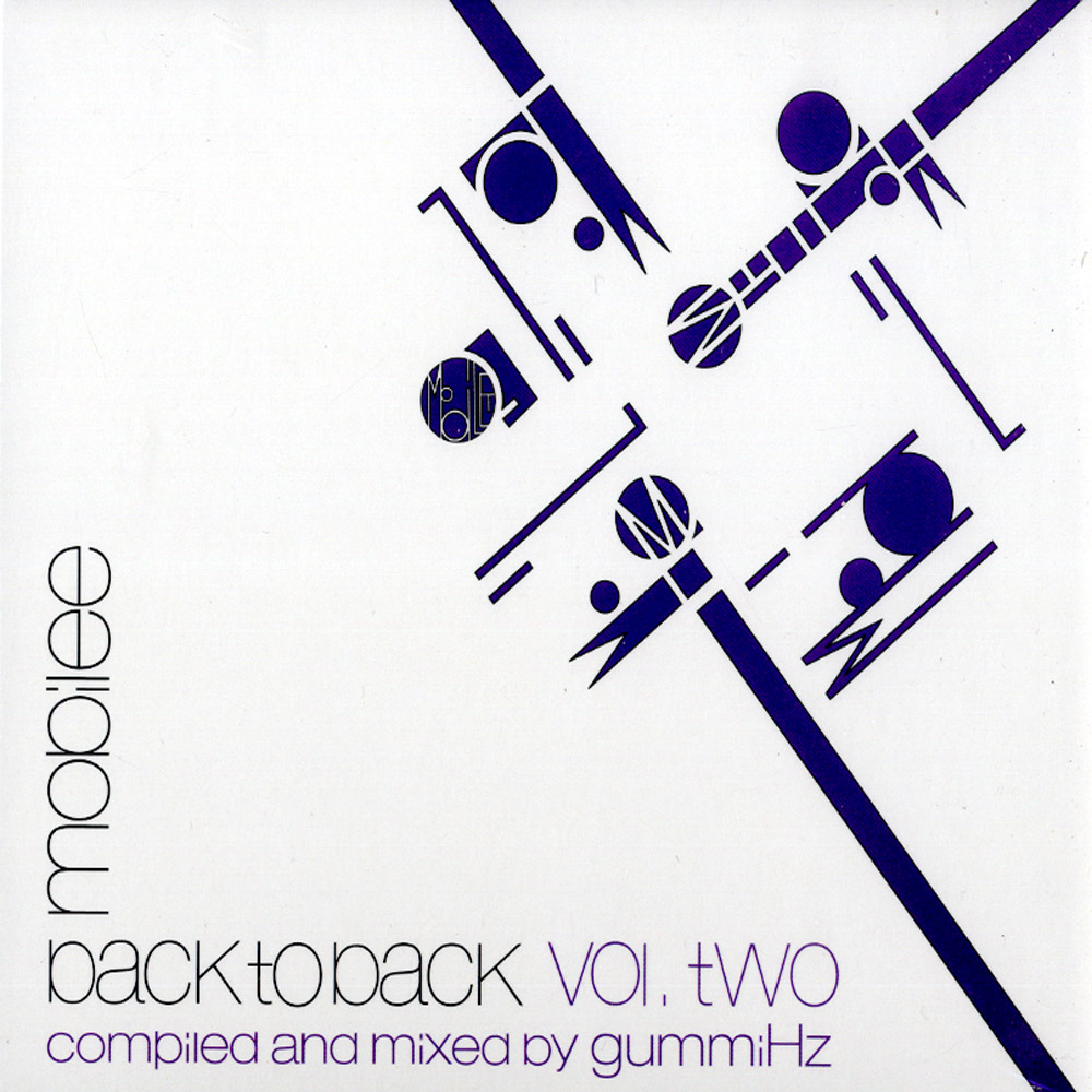 V/a Mixed By Gummi Hz - BACK TO BACK VOL2