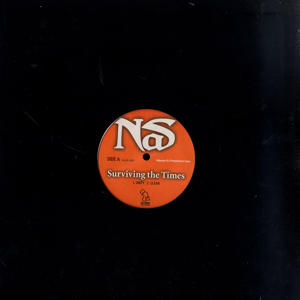 Nas - SURVIVING THE TIMES