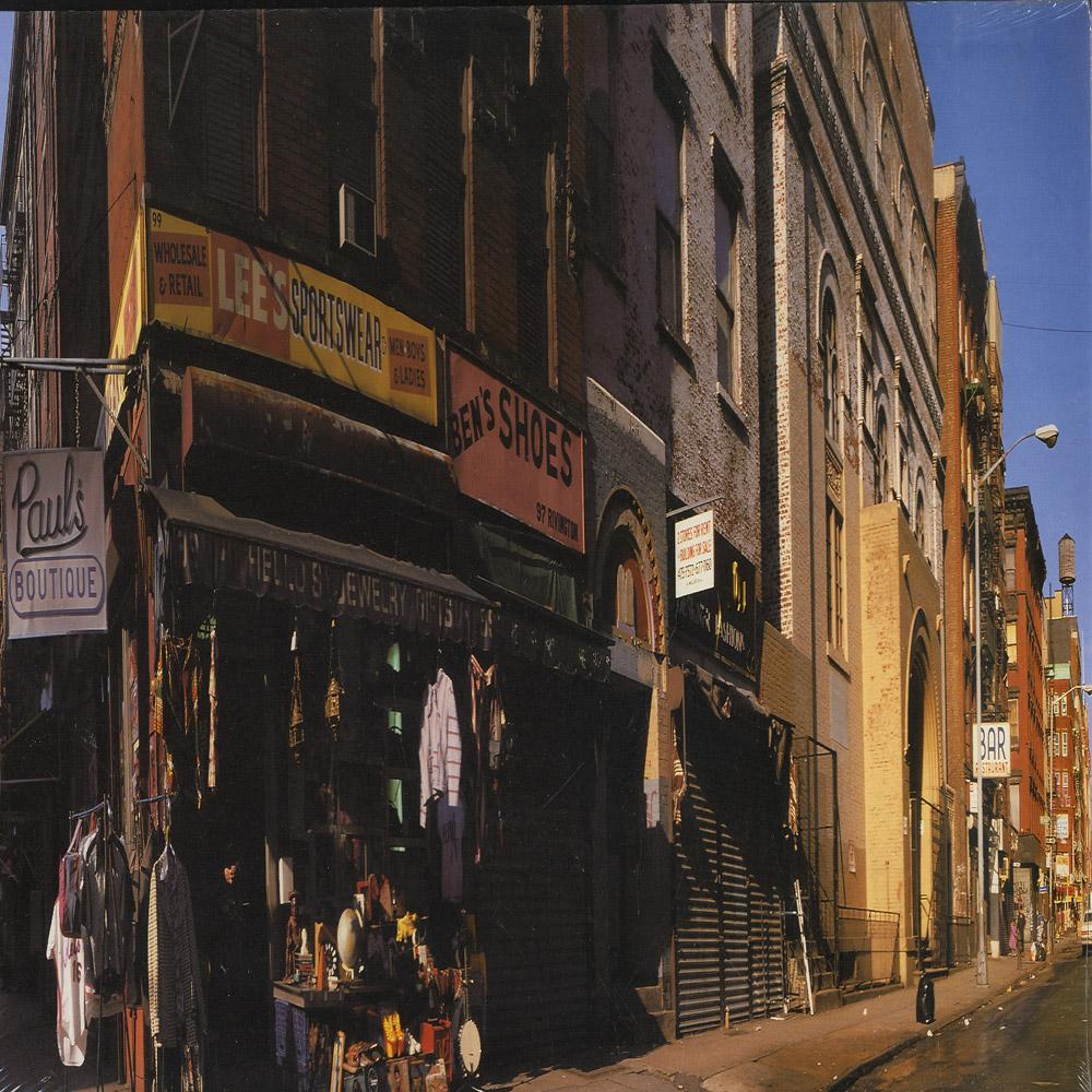 Beastie Boys - PAULS BOUTIQUE