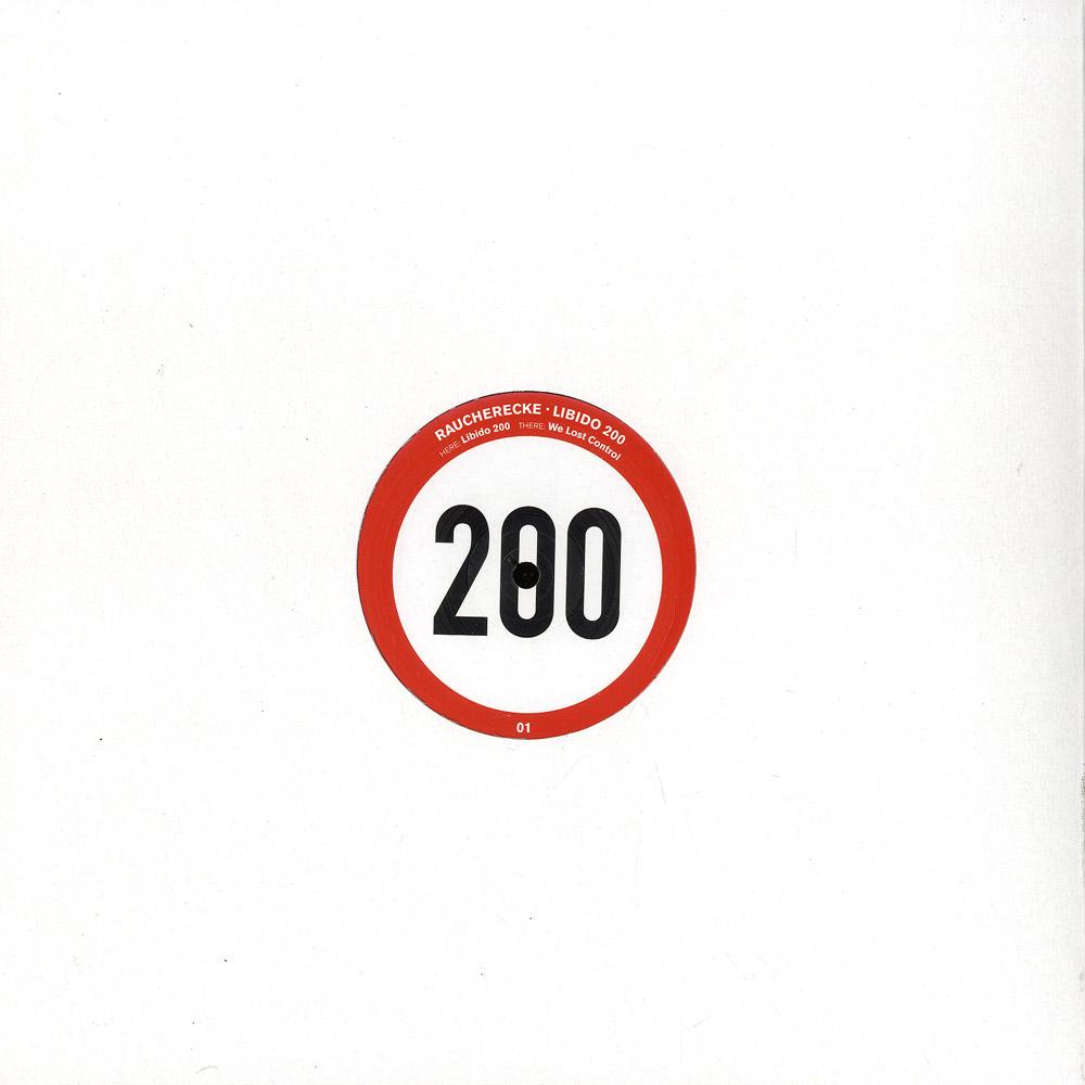 Raucherecke - LIBIDO 200
