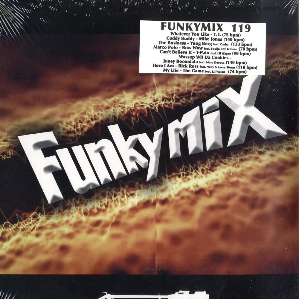 Funkymix - VOL. 119