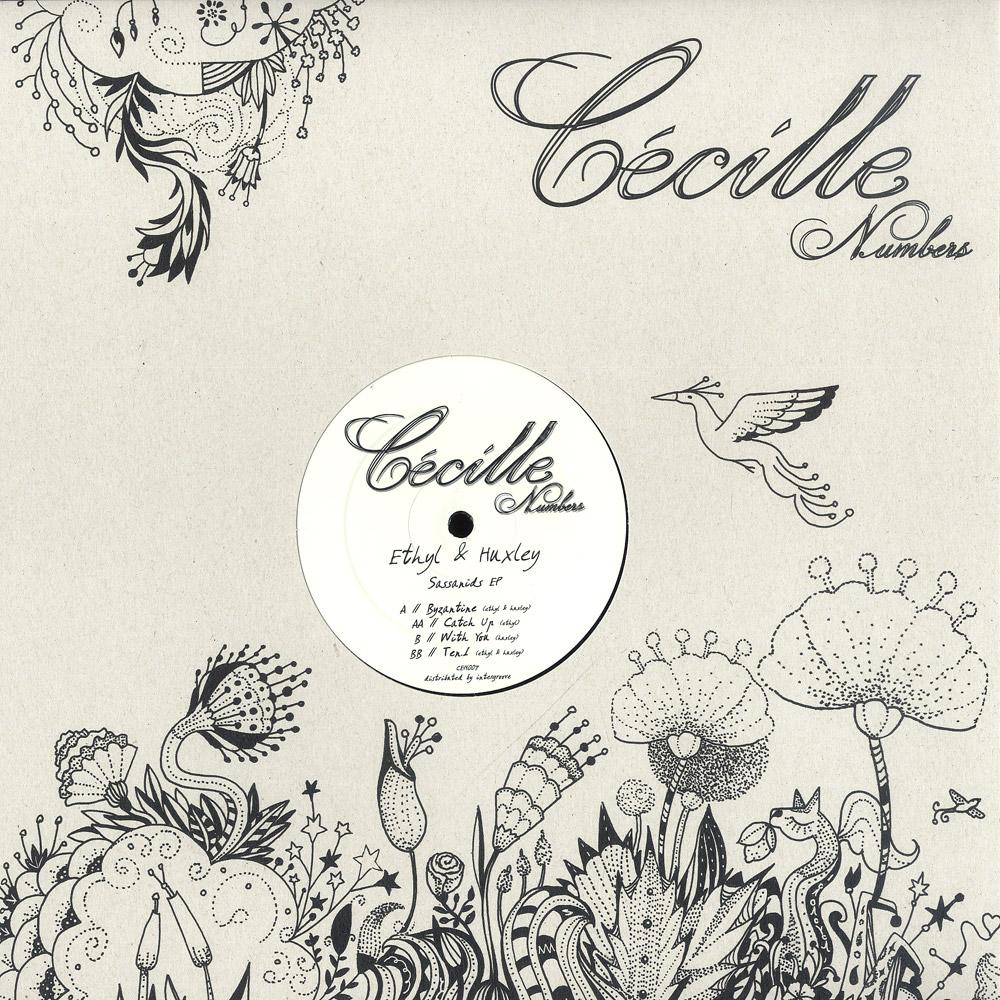 Ethyl & Huxley - SASSANIDS EP