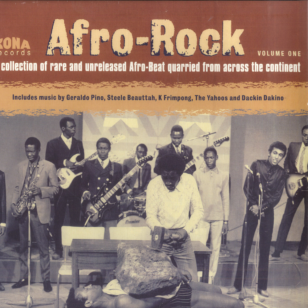 Various Artists - AFRO-ROCK VOLUME ONE