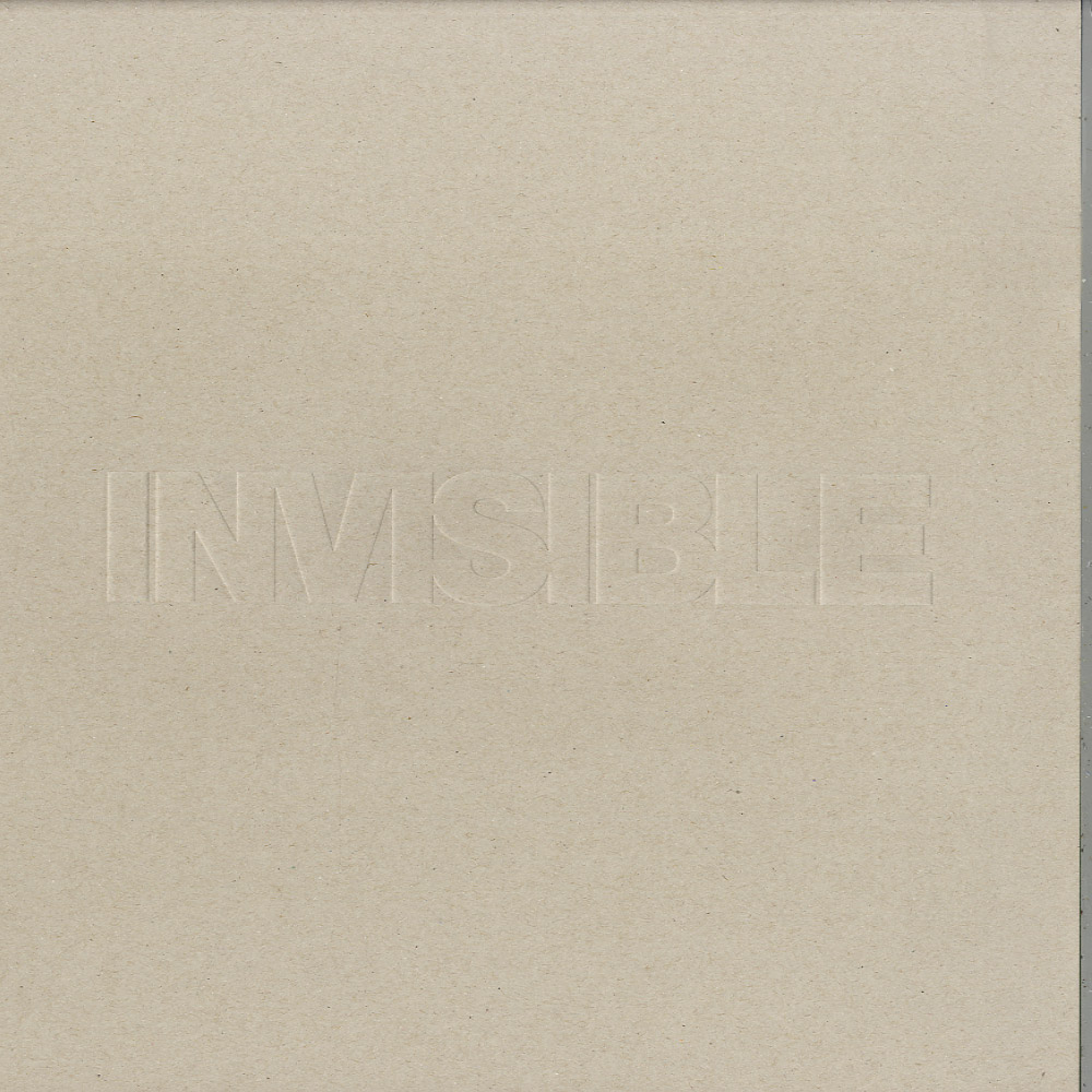 Noisia / Alix Perez / Joe Seven / Stray - INVISIBLE 002 EP