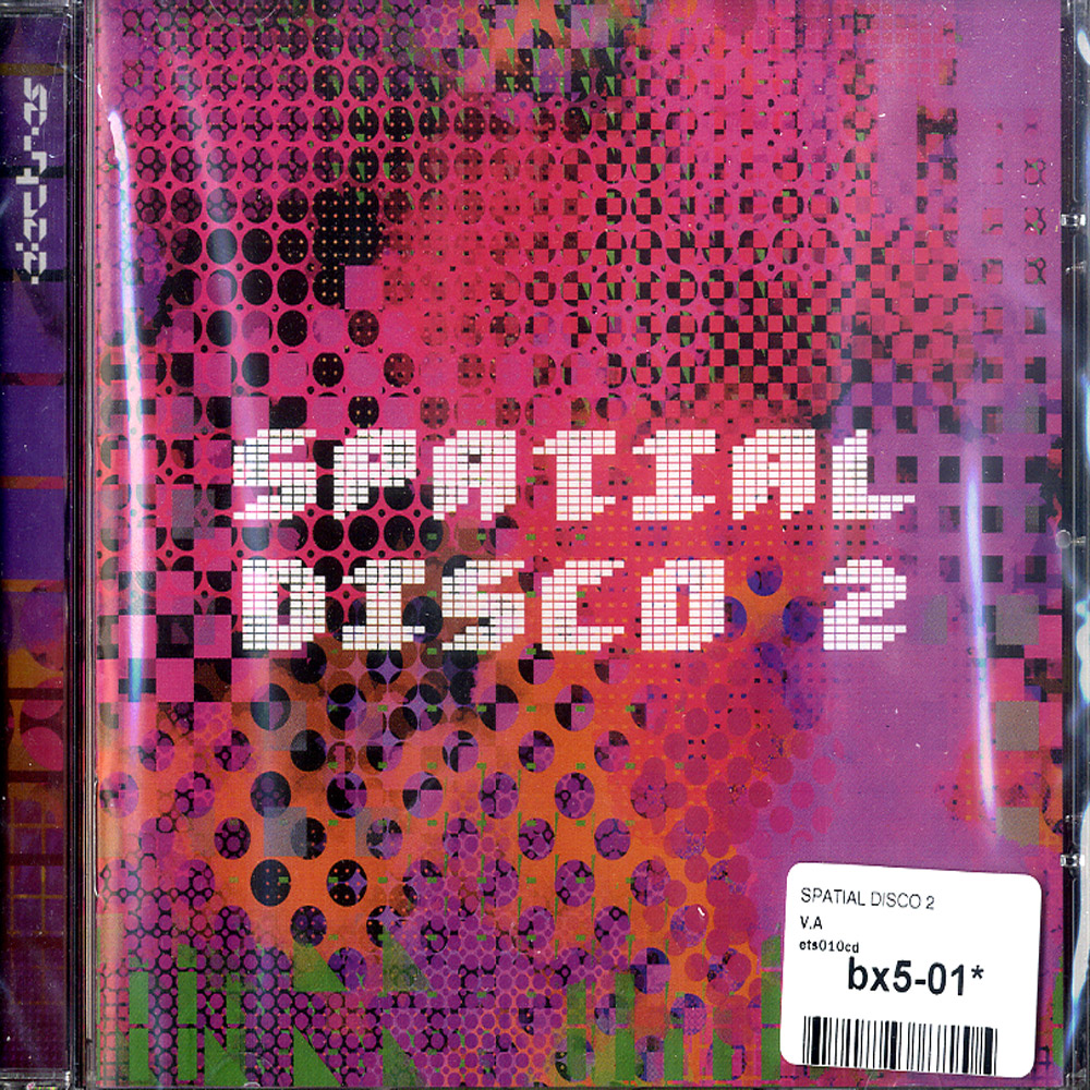 Various Artists - Spatial Disco 2