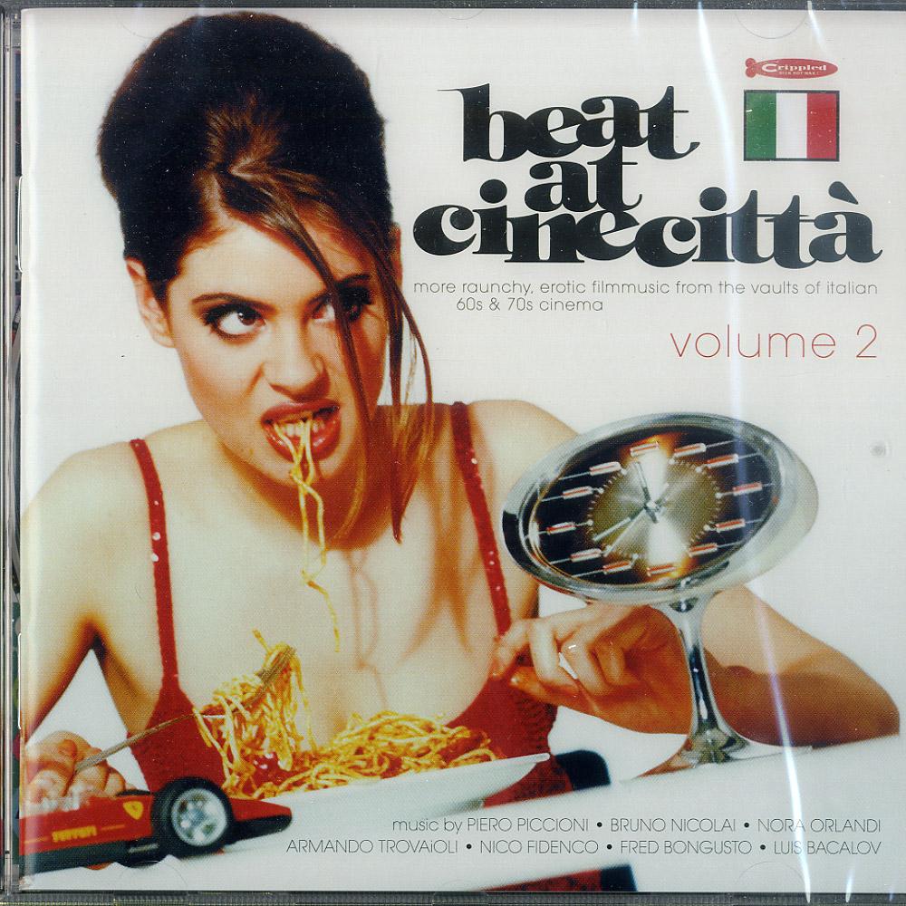 Various Artists - BEAT AT CINECITTA VOL.2