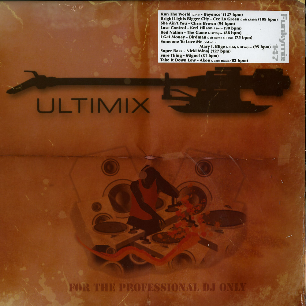 Various Artists - FUNKYMIX 147