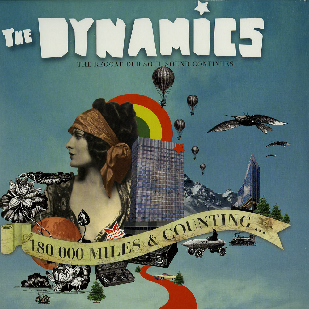 The Dynamics - 180.000 MILES AND COUNTING