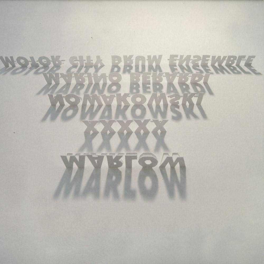 Motor City Drum Ensemble, Nowakowski, Marino Berardi, XXX Marlow - HARD TIMES & BASSLINES EP