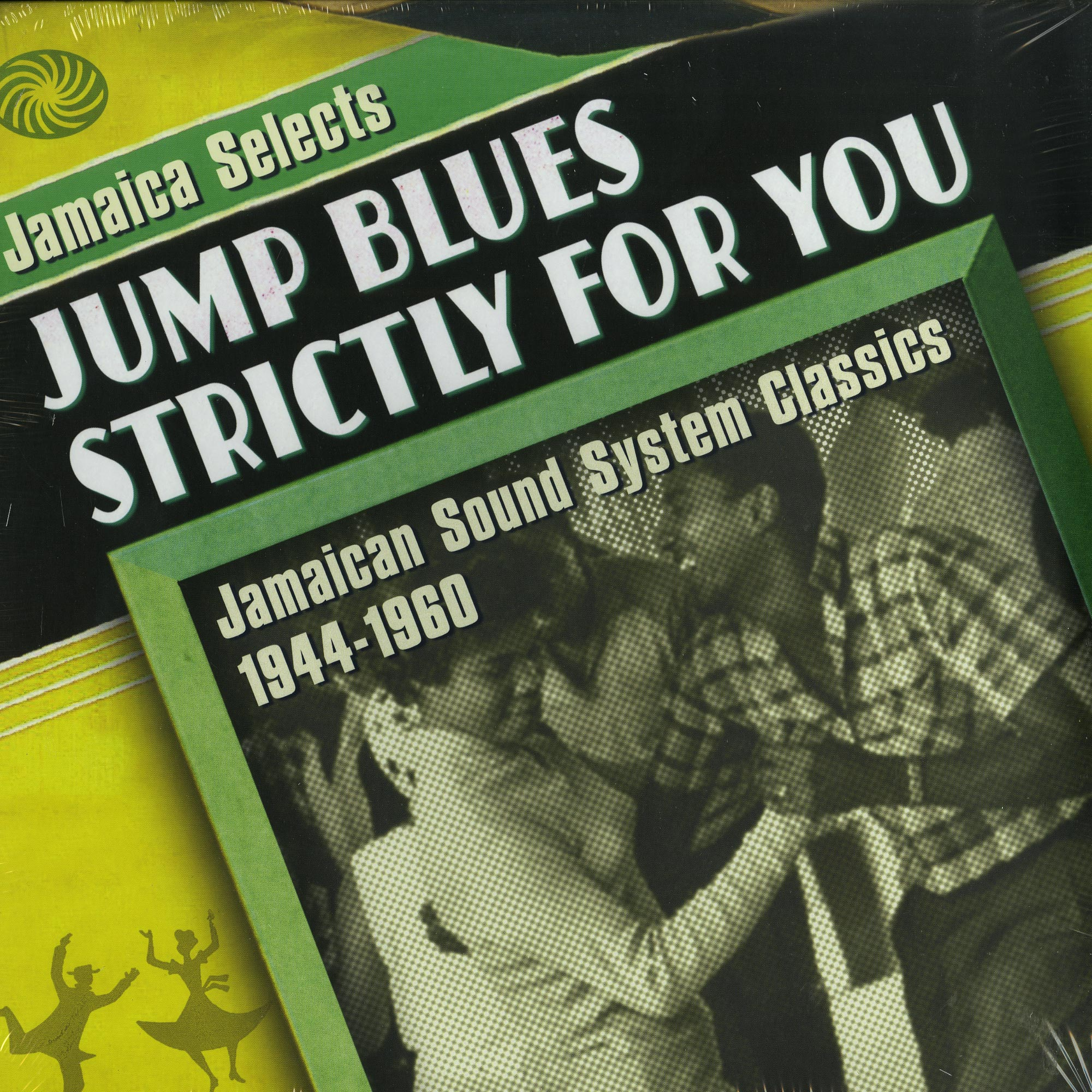 Various Artists - JAMAICA SELECTS JUMP BLUES STRICTLY FOR YOU
