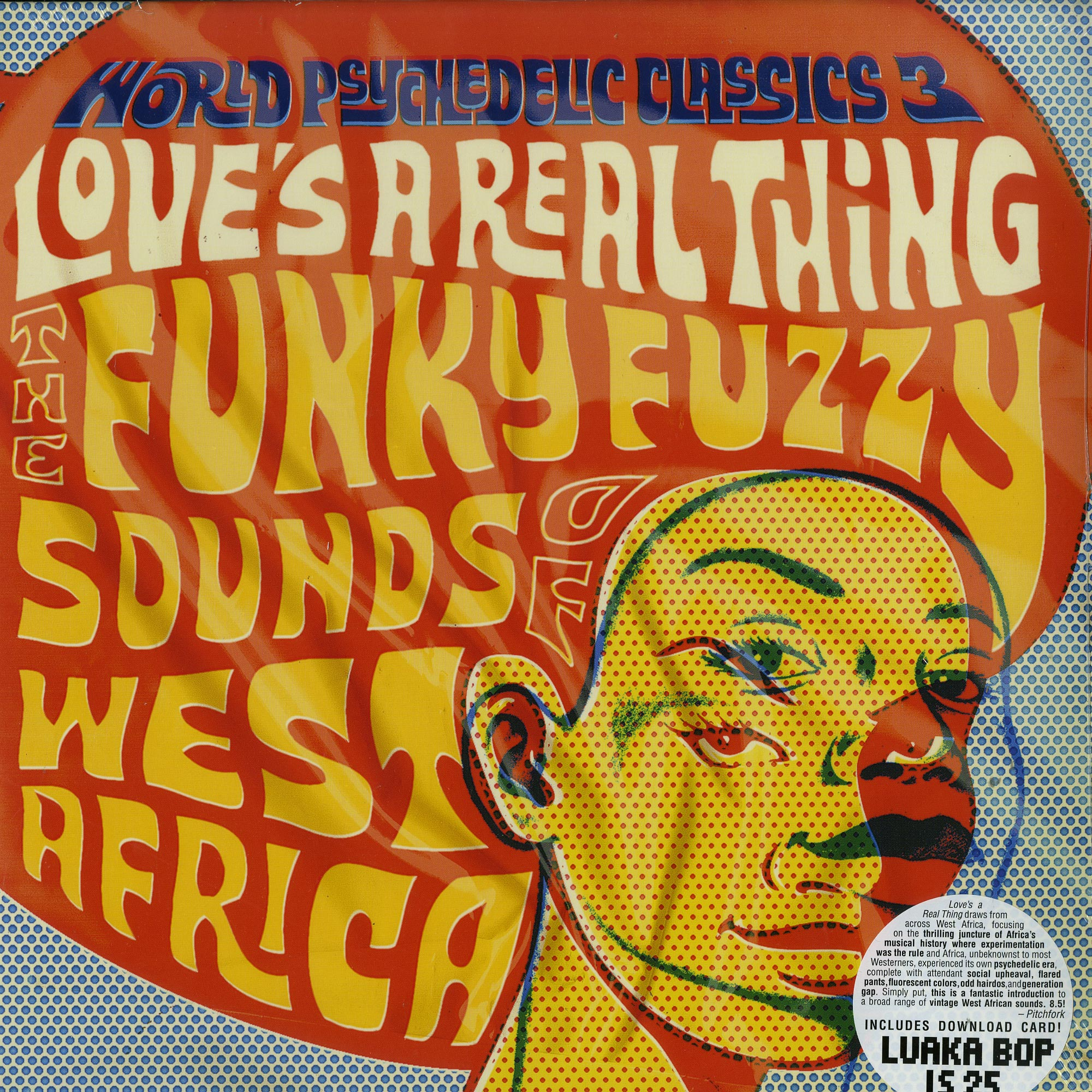 Various Artists - WORLD PSYCHEDELIC CLASSICS 3