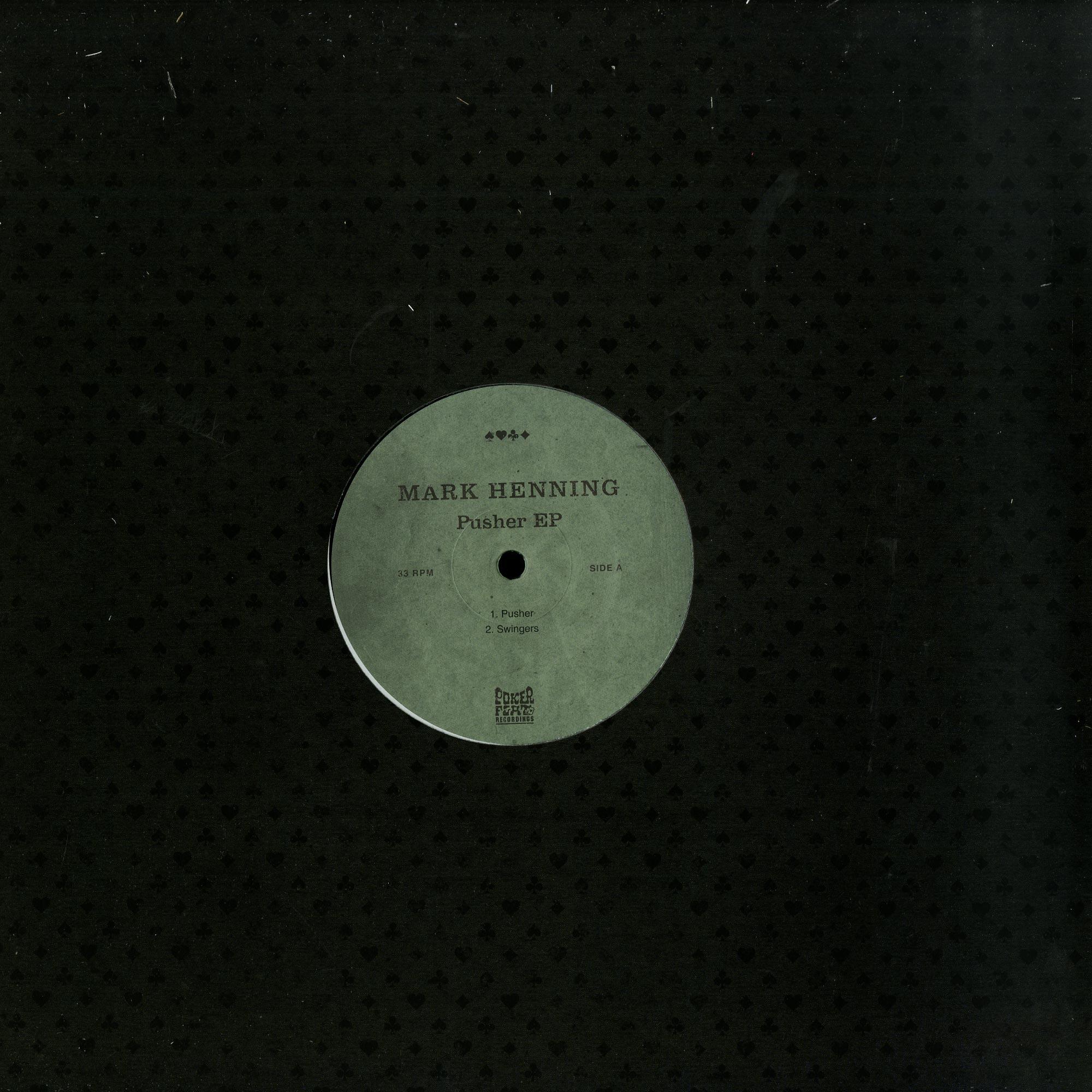 Mark Henning - PUSHER EP