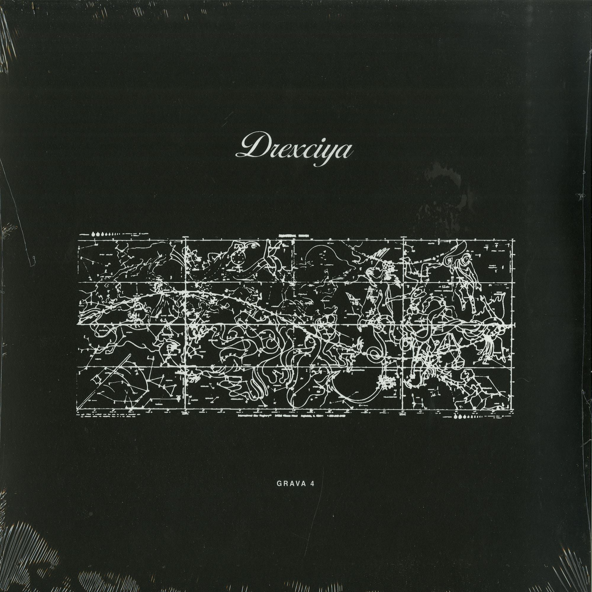 Drexciya - GRAVA 4