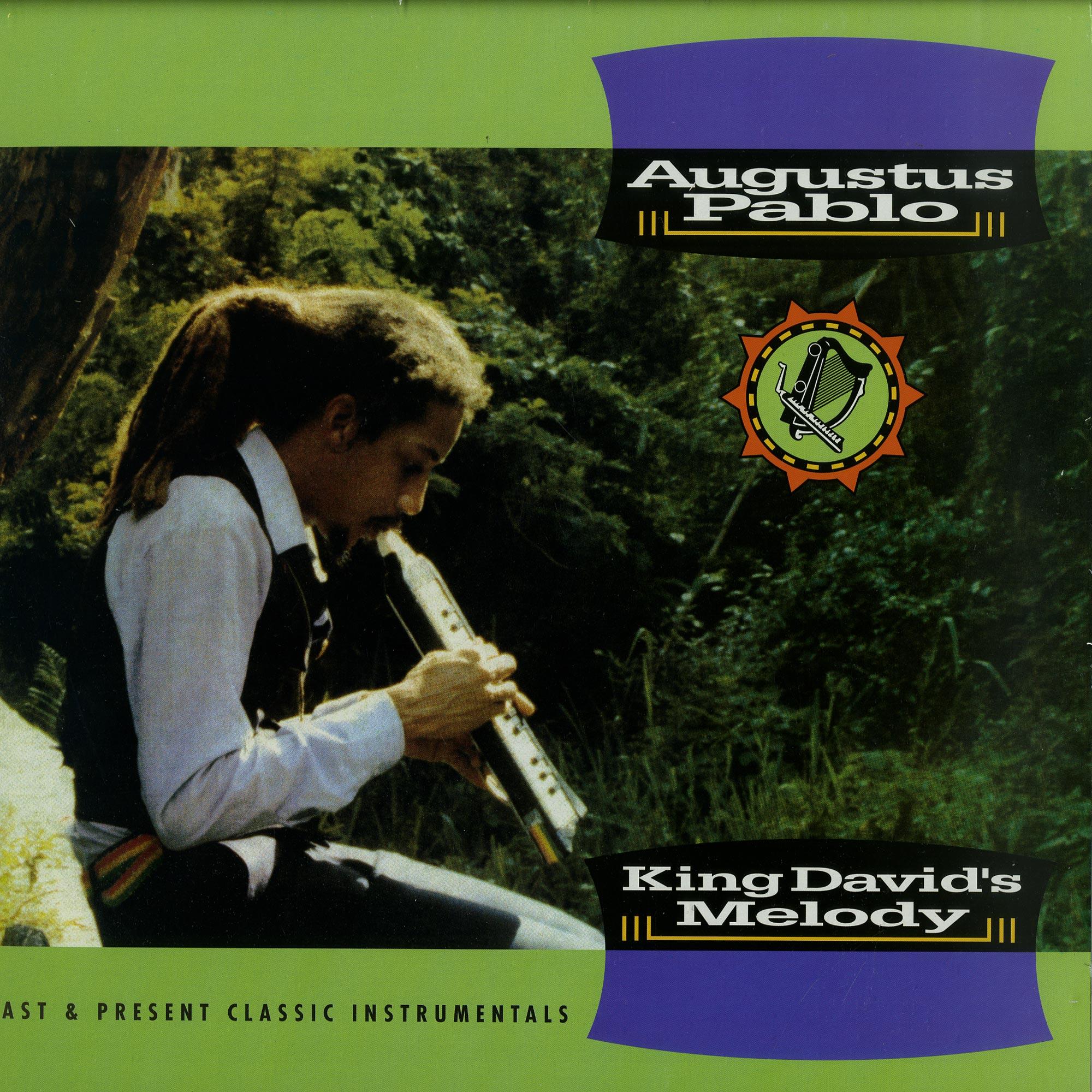 Augustus Pablo - KING DAVIDS MELODY