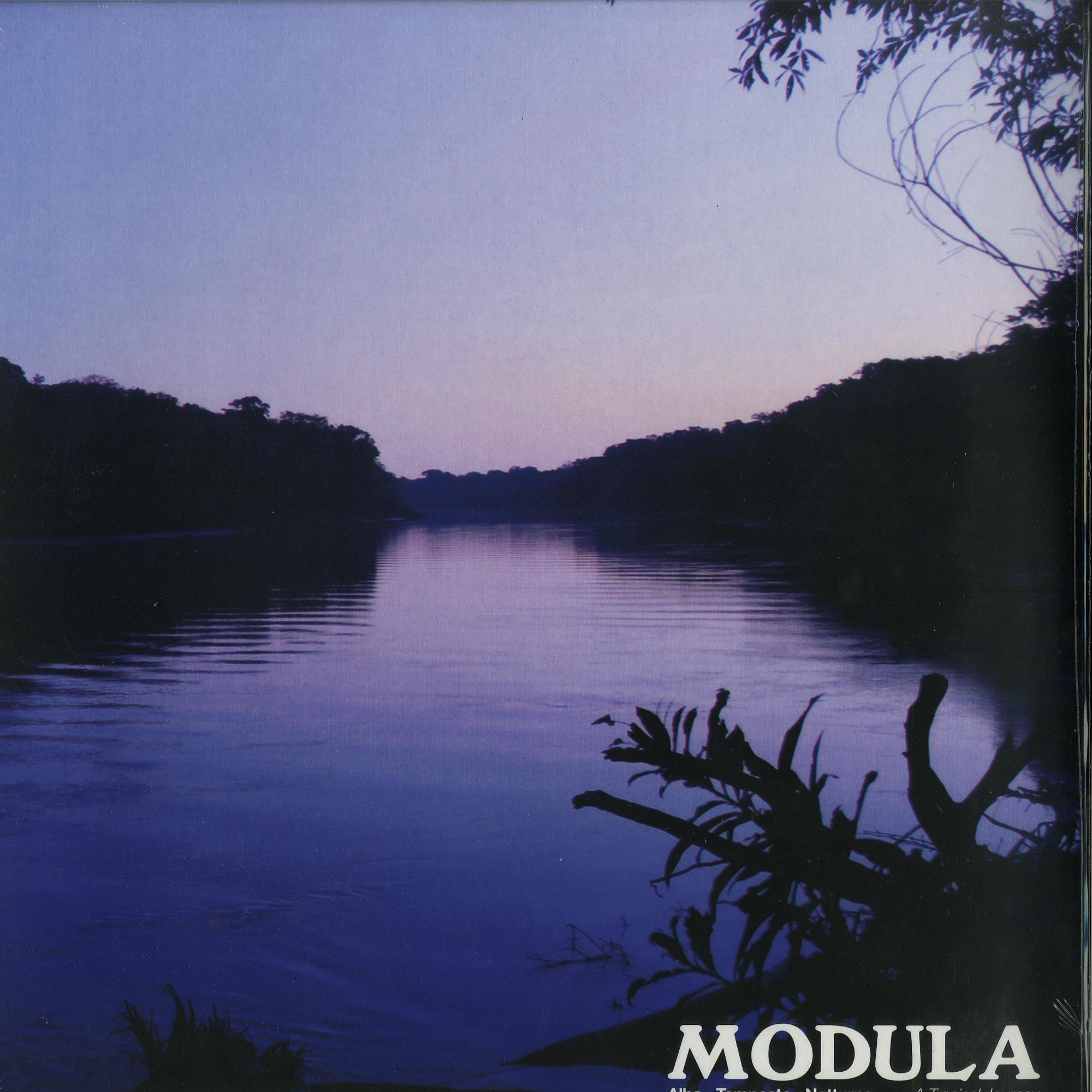 Modula - ALBA - TEMPESTA - NOTTURNO