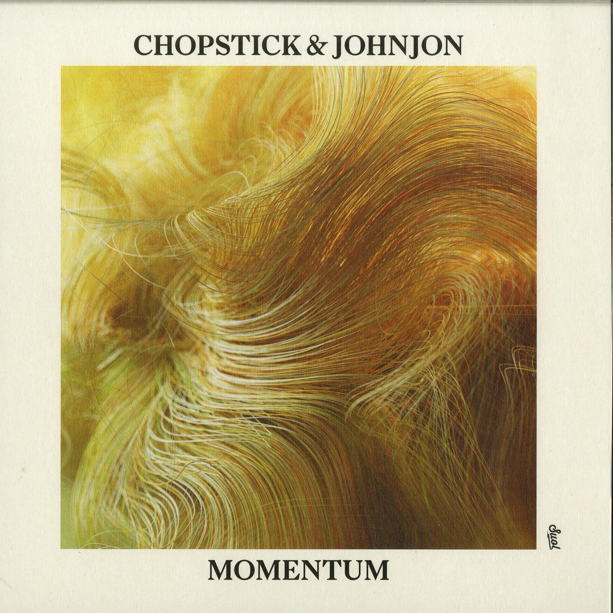 Chopstick & Johnjon - MOMENTUM EP