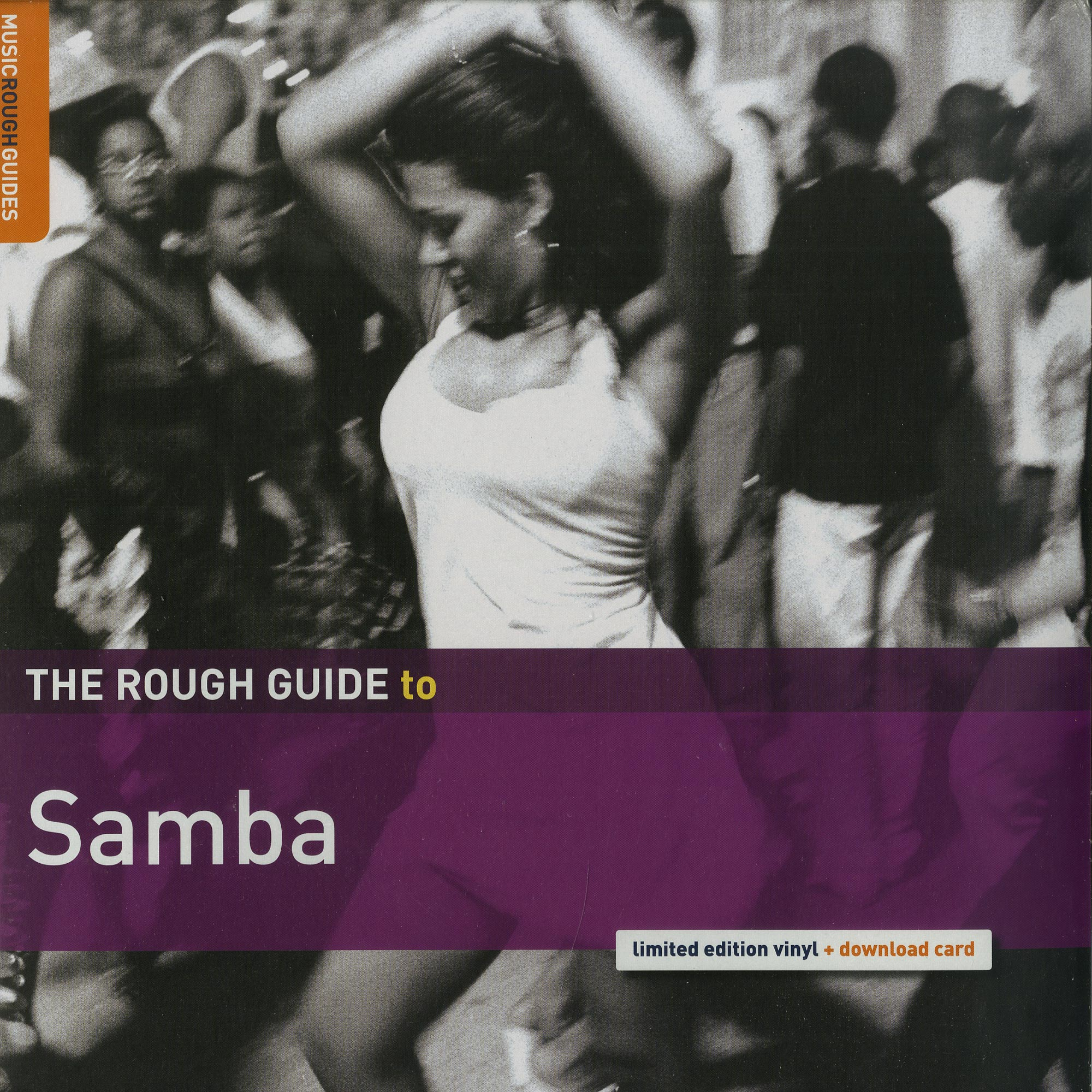 Various Artists - THE ROUGH GUIDE TO SAMBA