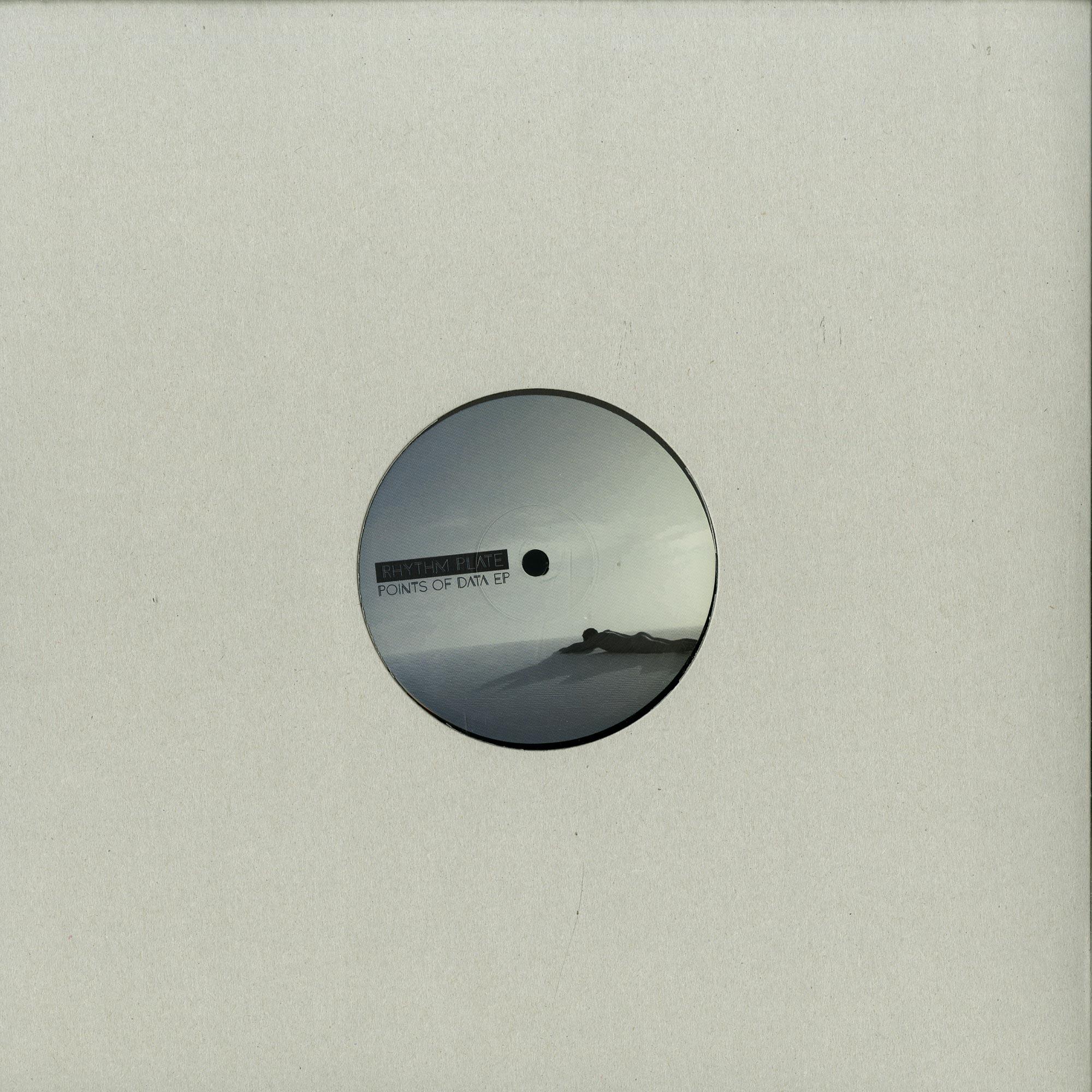 Rhythm Plate - POINT OF DATA EP
