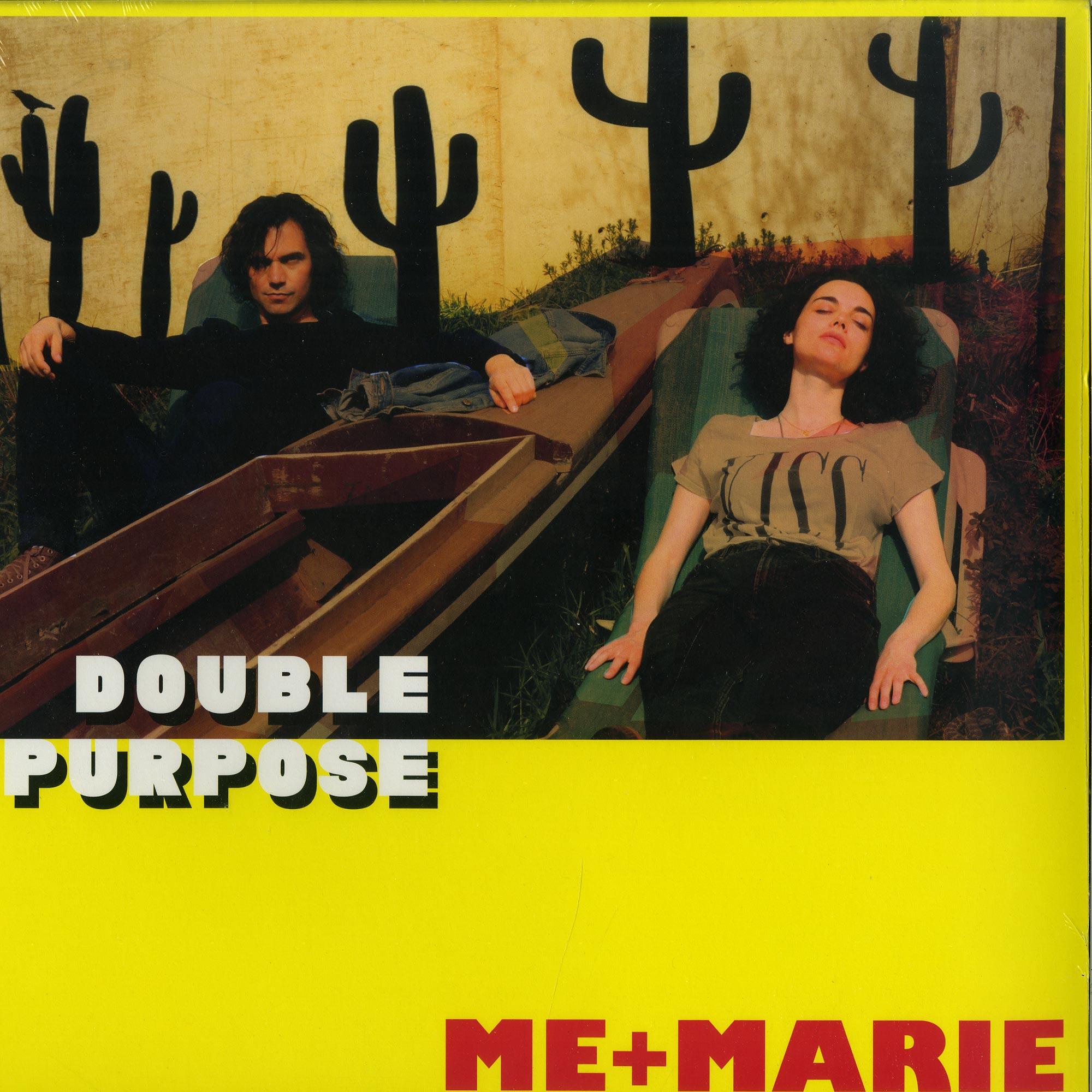 Me + Marie - DOUBLE PURPOSE
