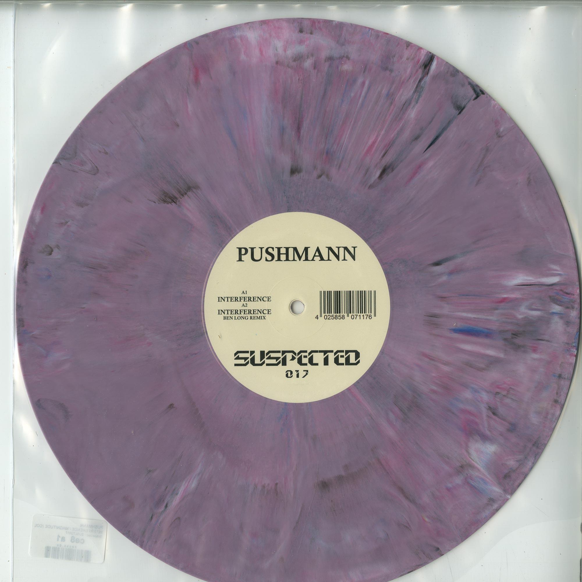Pushmann - INTERFERENCE / MAGNITUDE