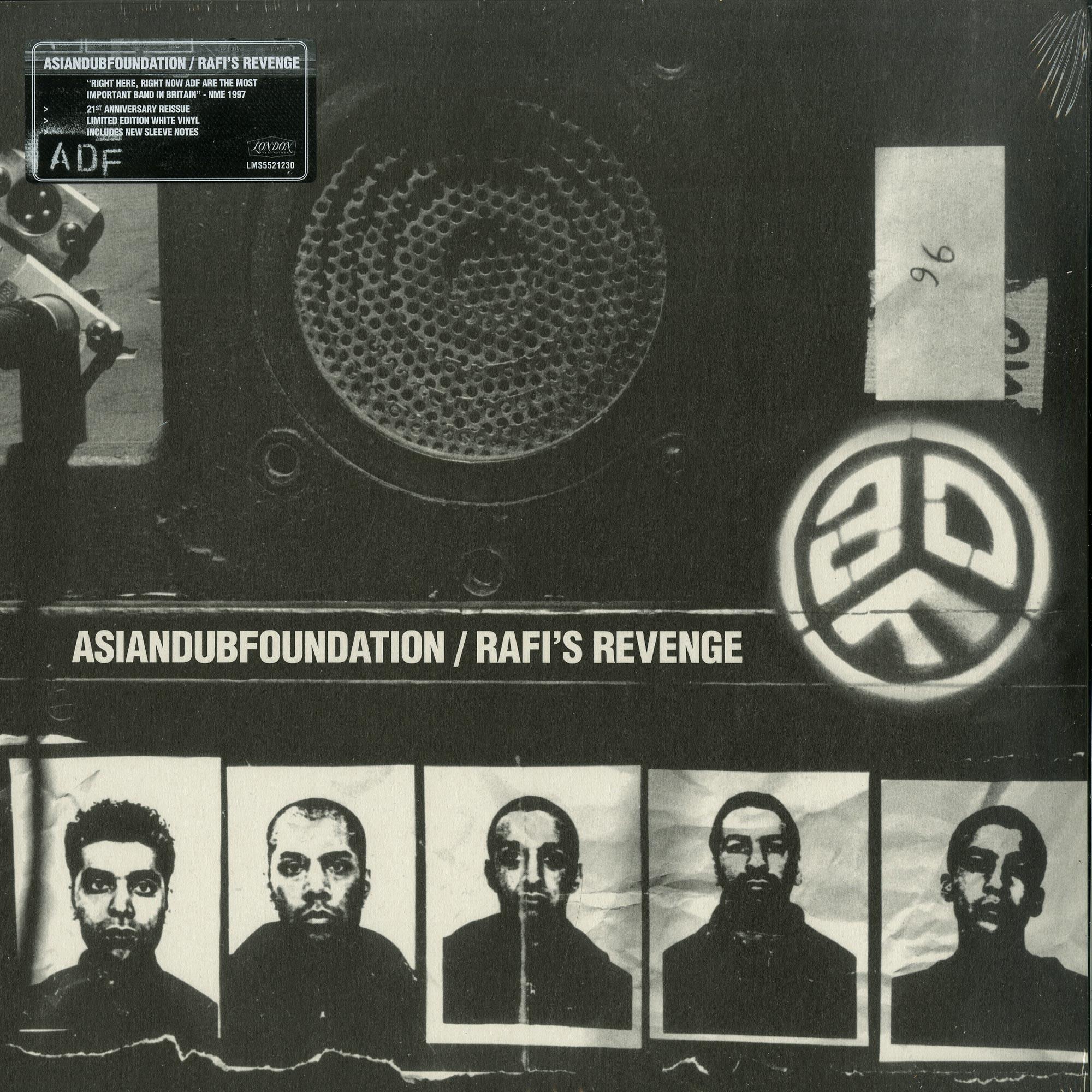Asian Dub Foundation - RAFIS REVENGE