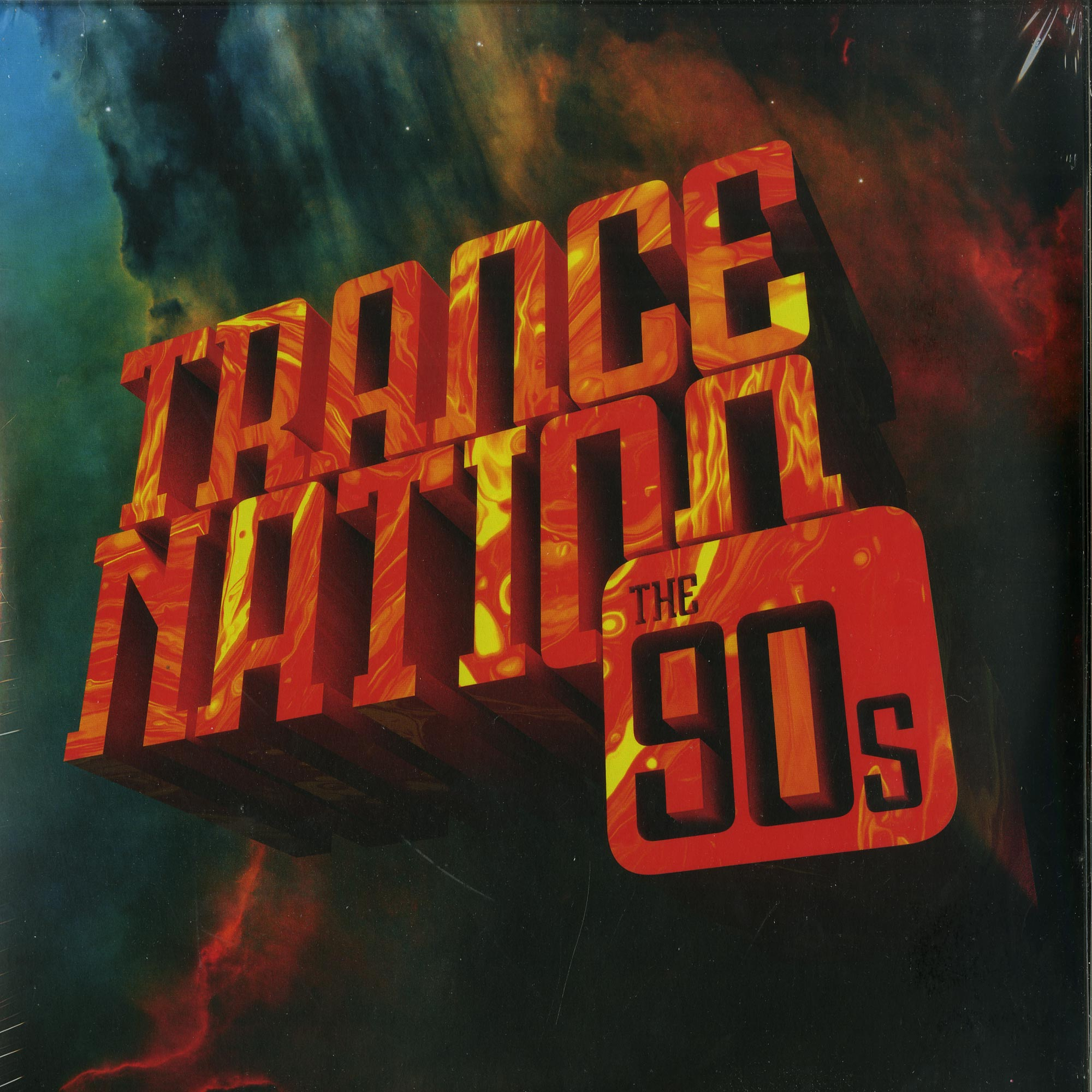 Various - TRANCE NATION - THE 90S