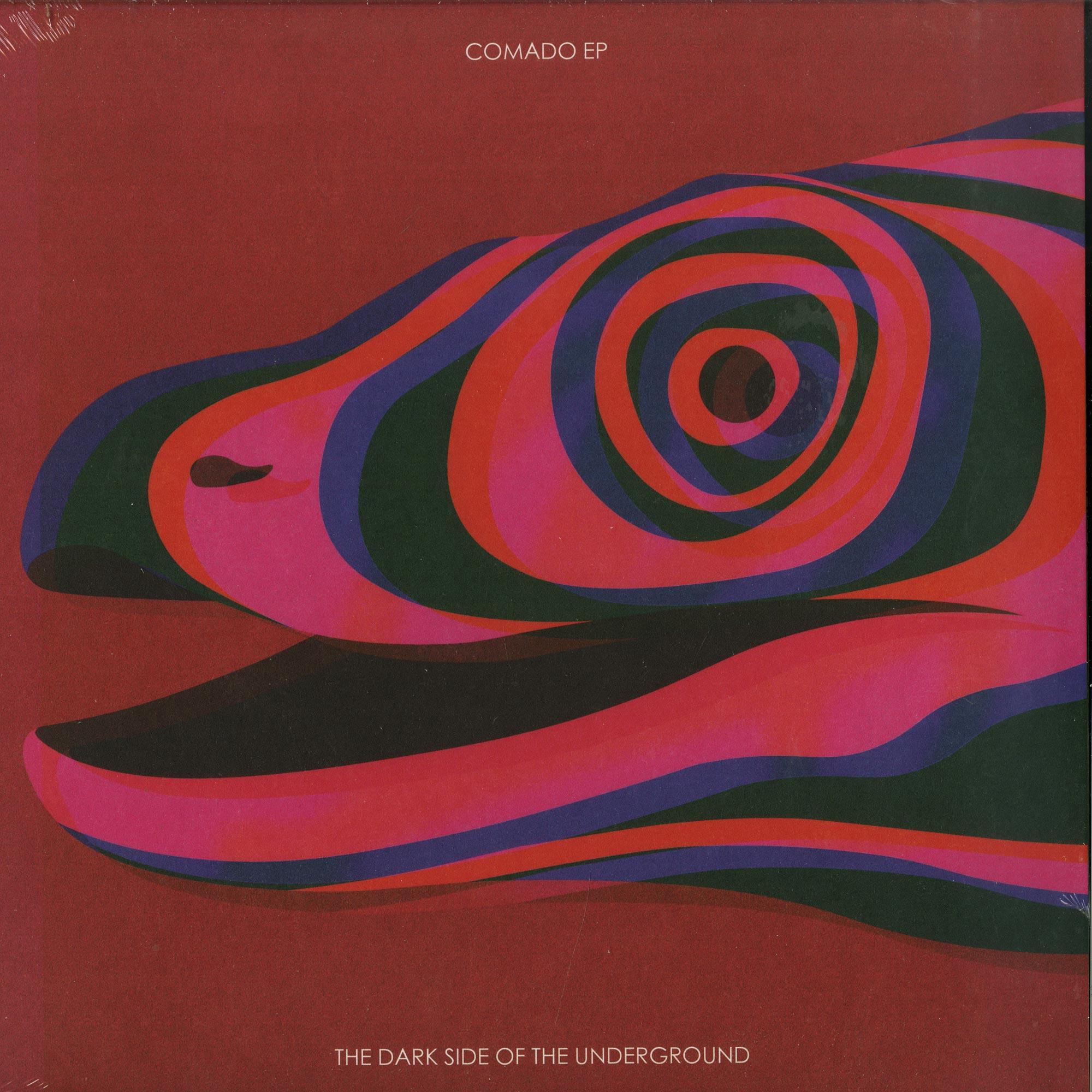 The Dark Side of Underground - COMADO EP EP