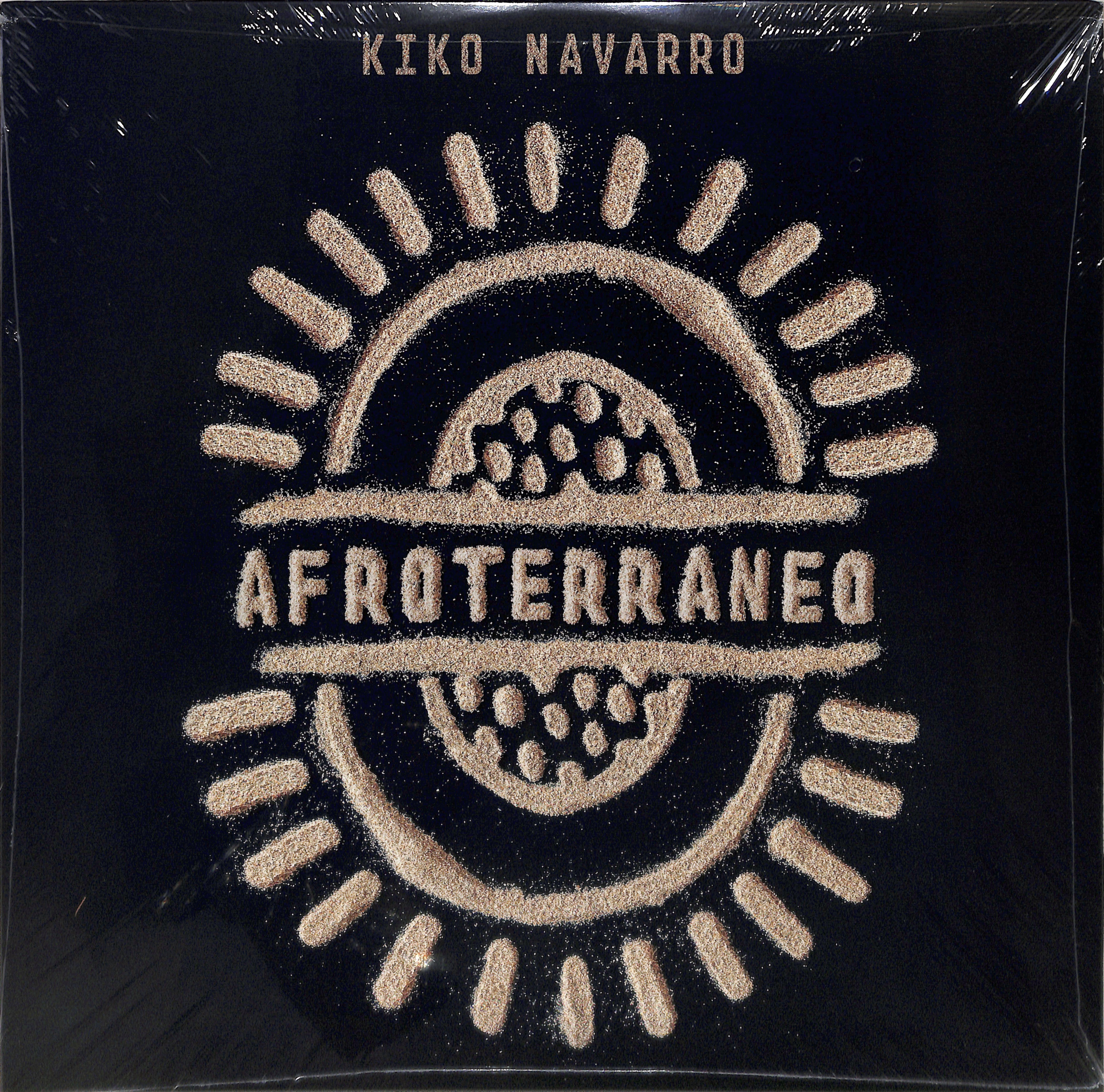 Kiko Navarro - AFROTERRANEO