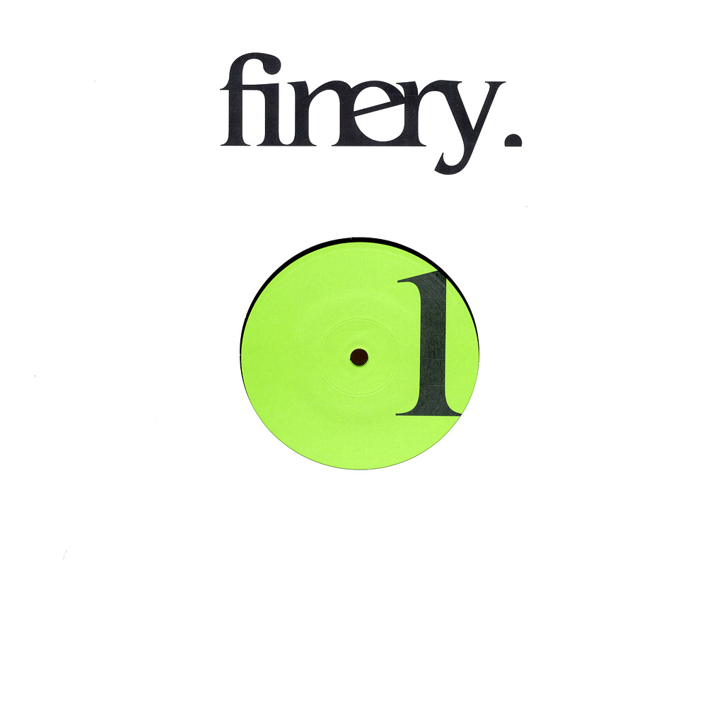 Various Artists - FINERY EP