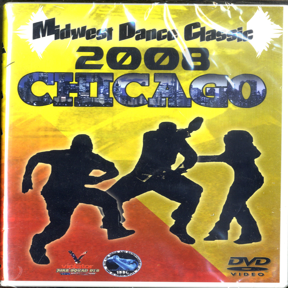DVD - MIDWEST DANCE CLASSIC CHICAGO JUKE