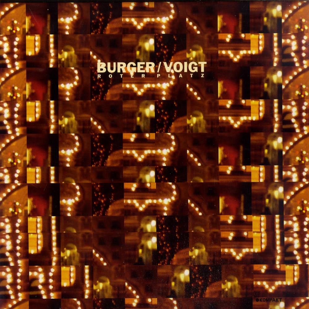 Burger / Voigt - ROTER PLATZ