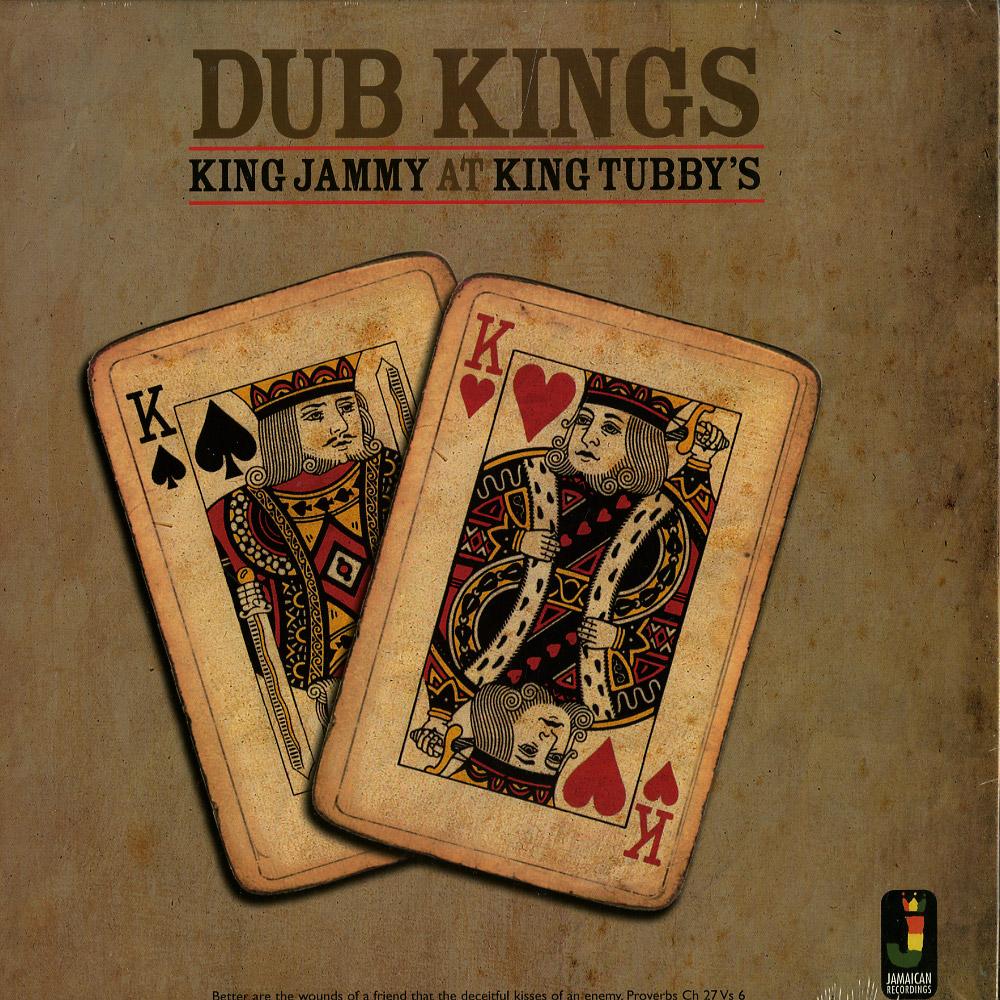 King Jammy - DUB KINGS