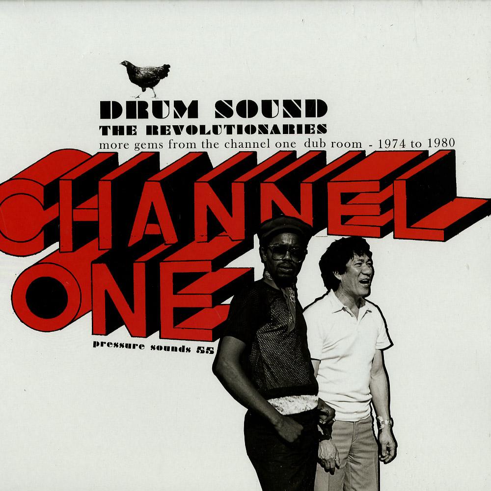 Revolutionaries - DRUM SOUND - MORE GEMS FROM CHANNEL ONE 1974-80