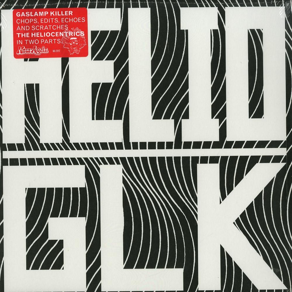 Gaslamp Killer & The Heliocentrics - HELIO X GLK