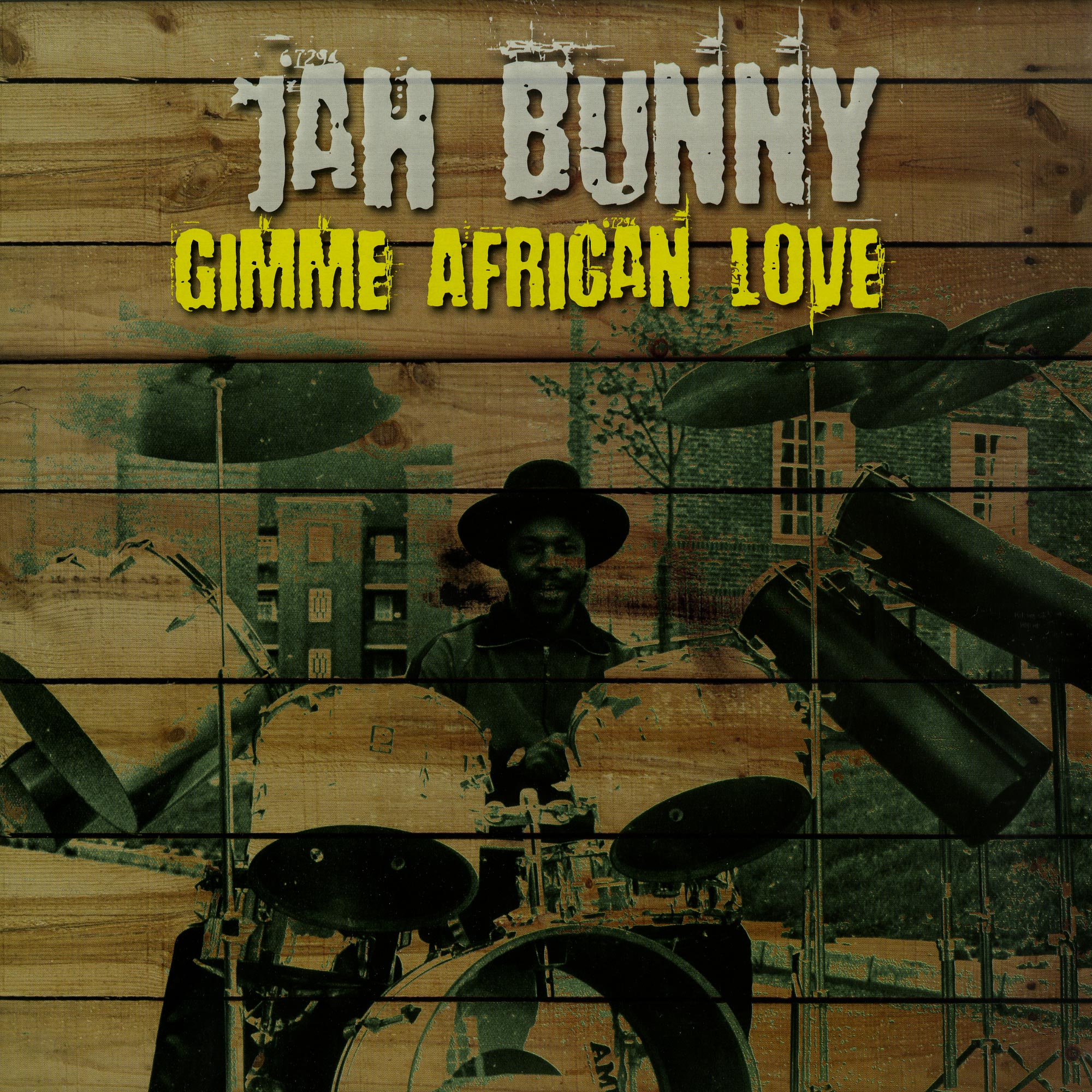 Jah Bunny - GIMME AFRICAN LOVE
