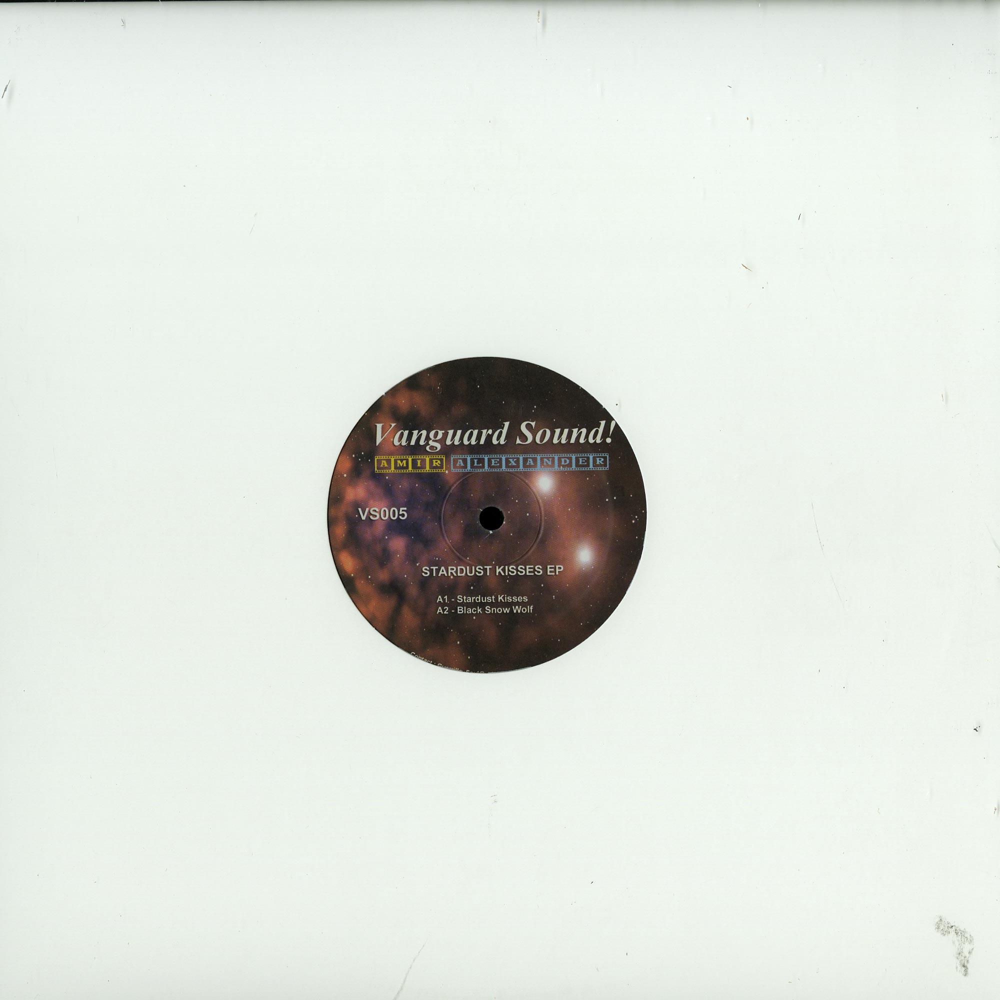 Amir Alexander - STARDUST KISSES EP
