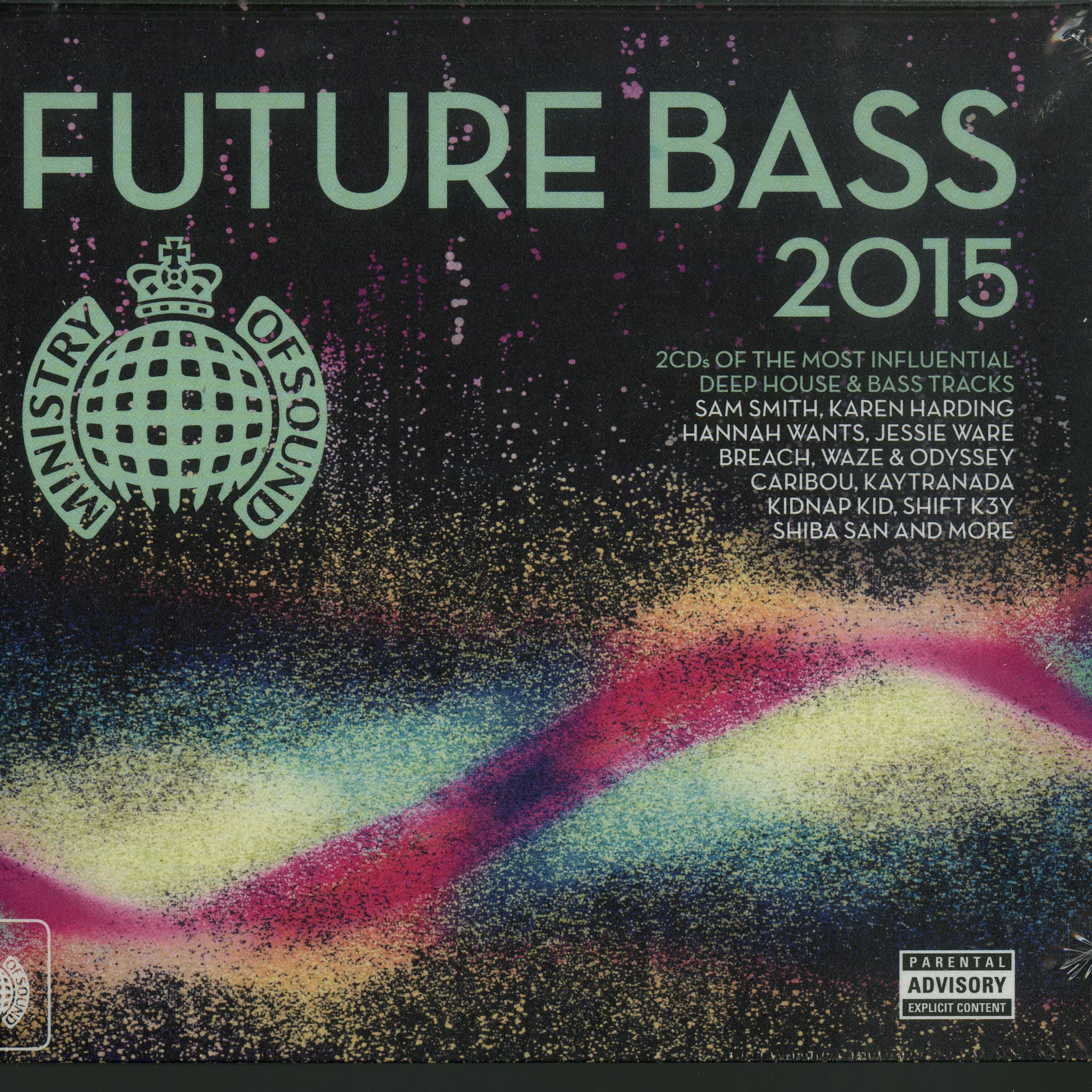 Various Artists - FUTURE BASS 2015