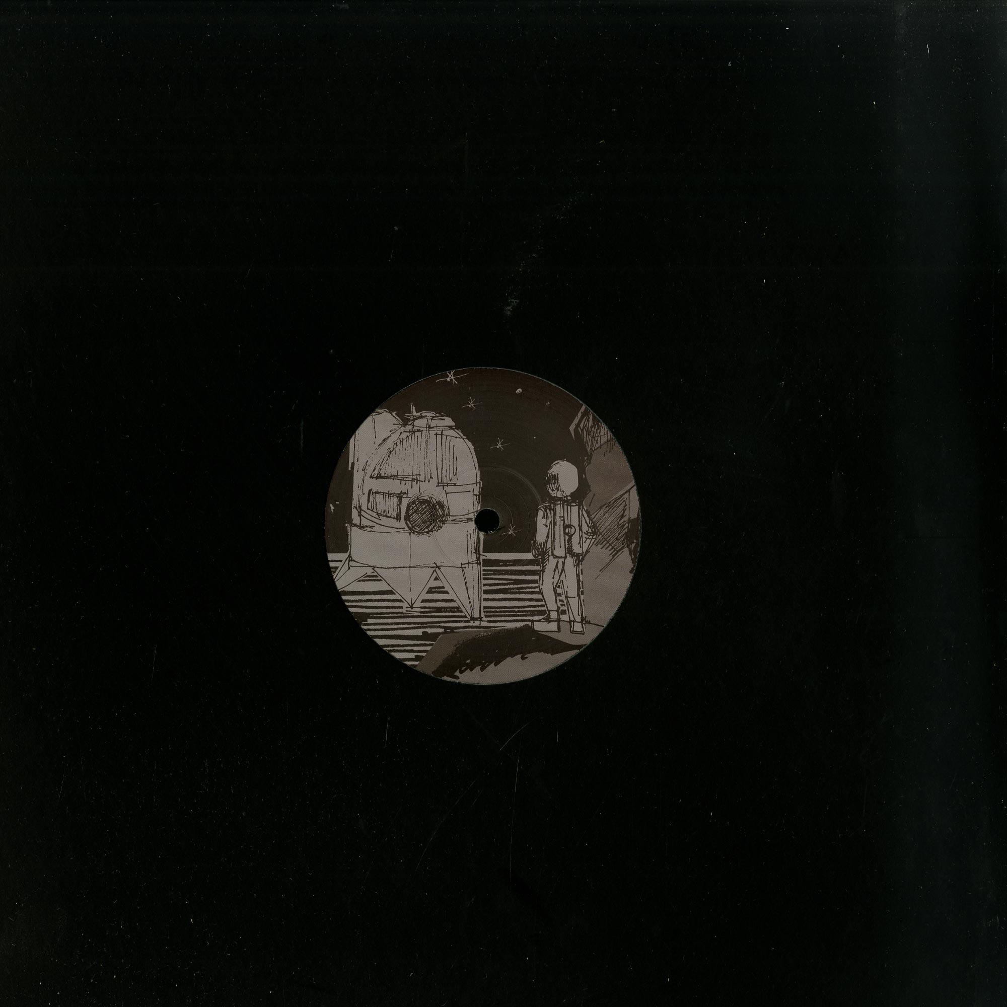 Thomas Wood - PHICTION MAKER EP