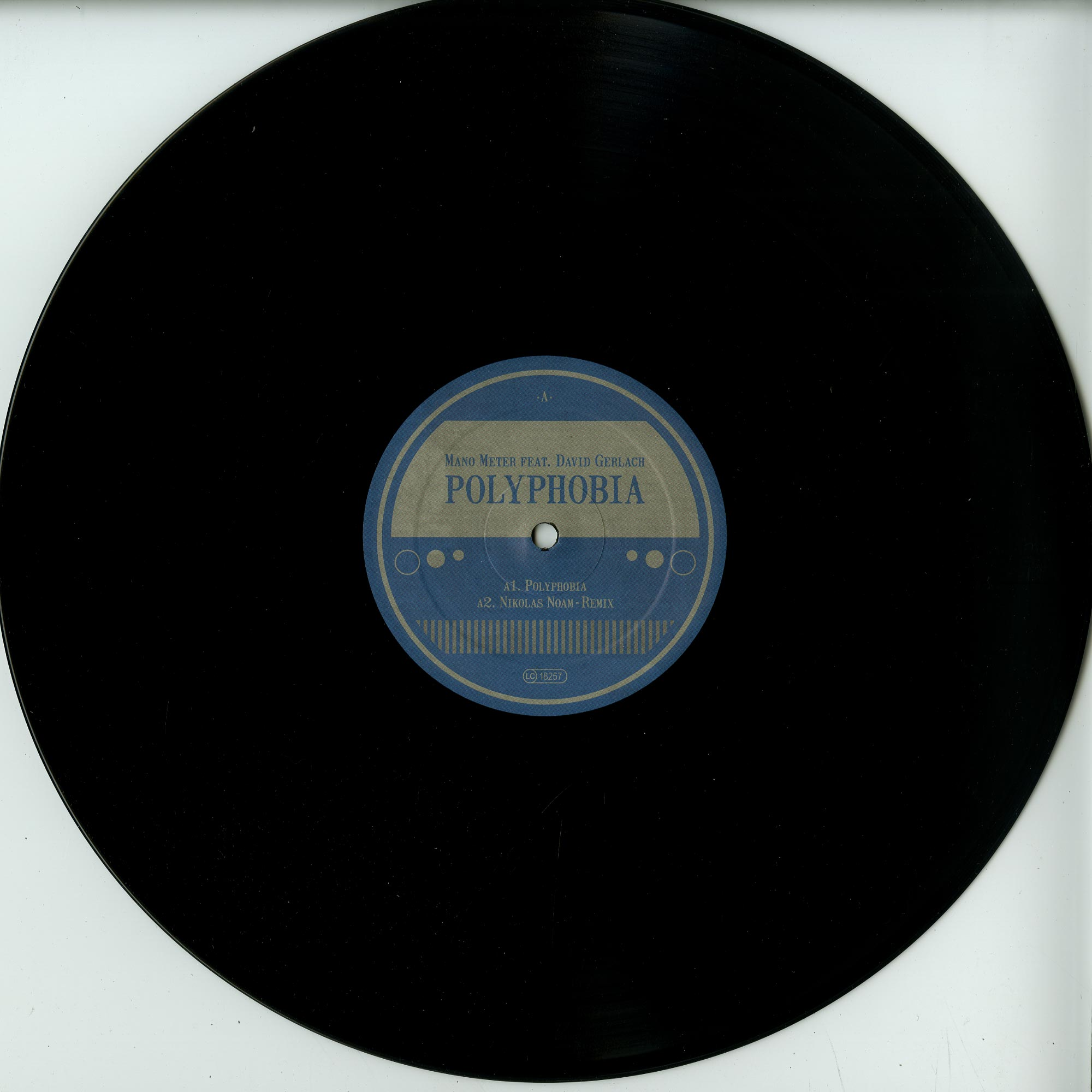 Mano Meter ft. David Gerlach - POLYPHOBIA