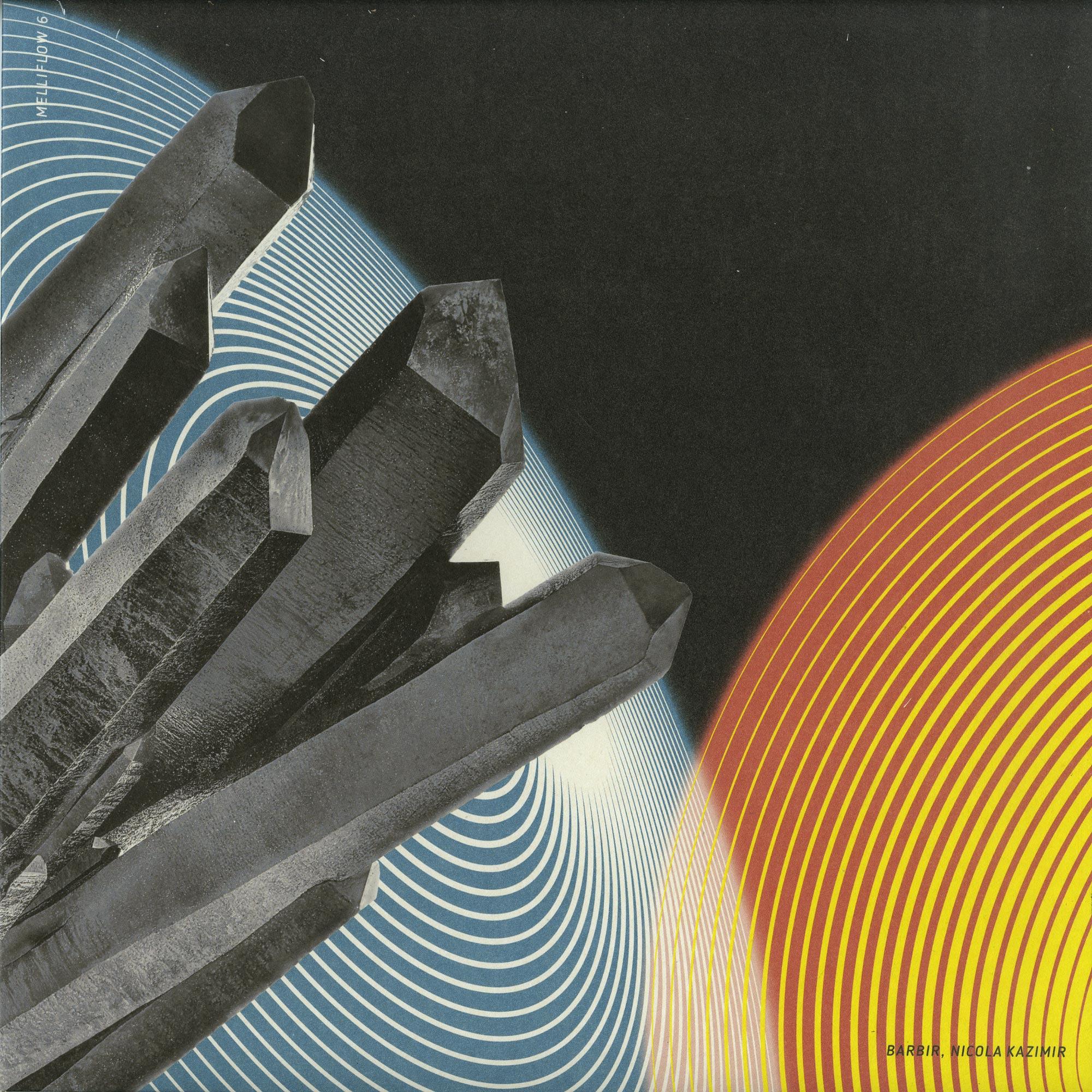 Barbir & Nicola Kazimir - REHASHING CYBERMAZE VR 1.1 EP