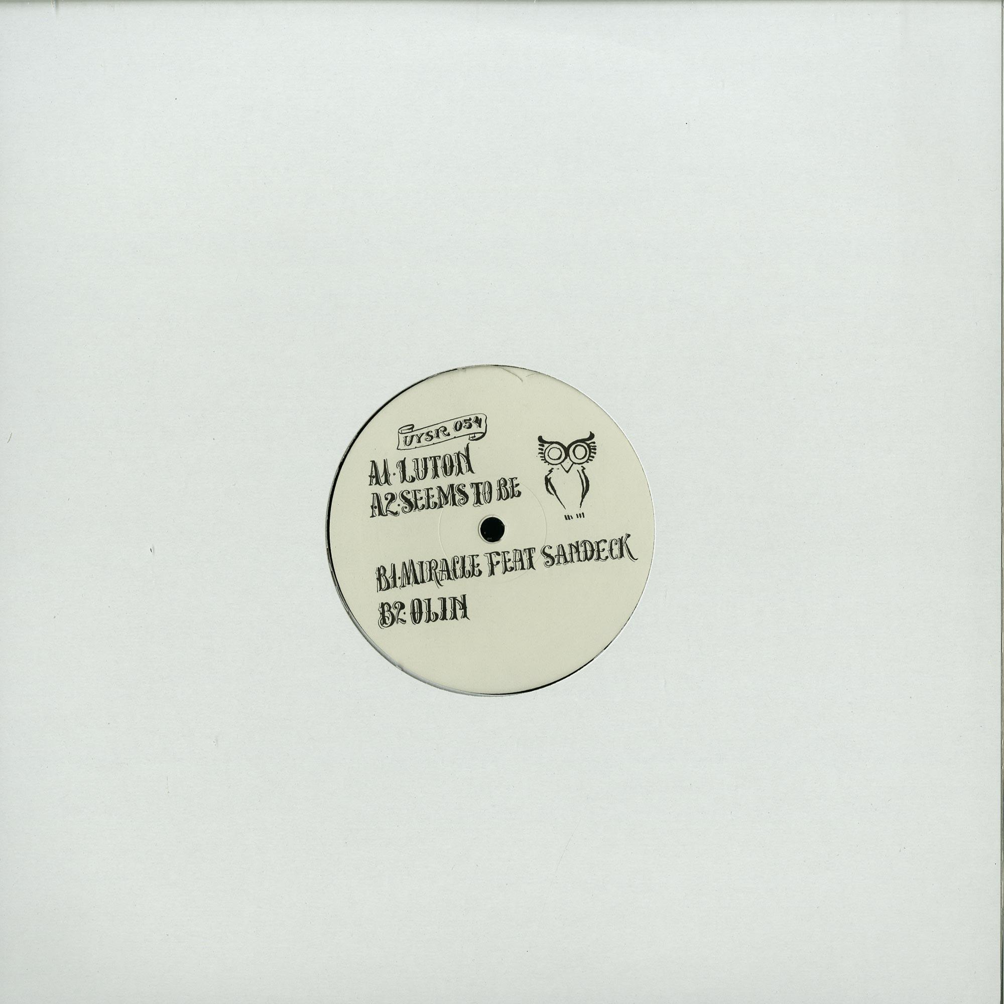 Zigan Aldi - PEREGRINE FALCON EP