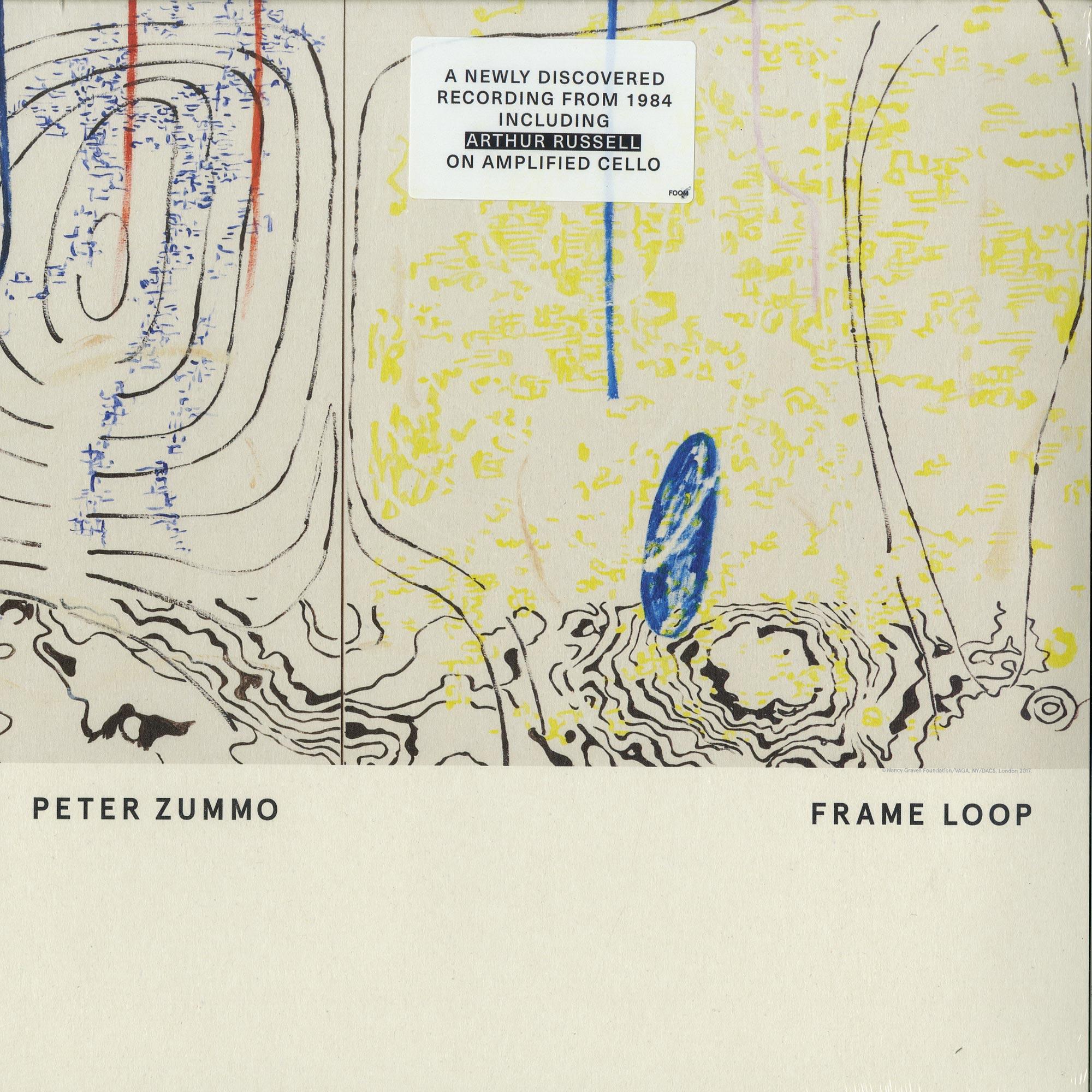 Peter Zummo - FRAME LOOP