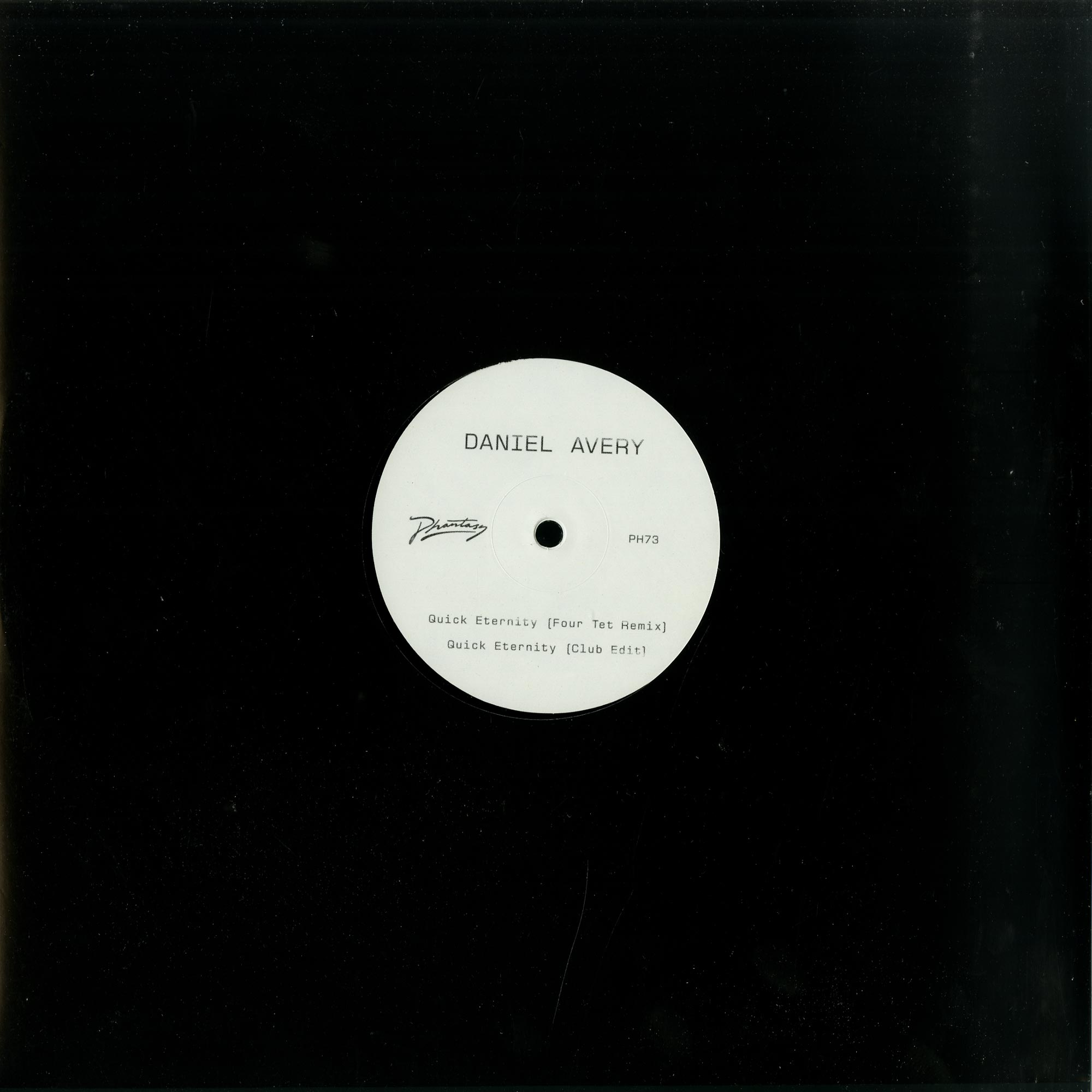 Daniel Avery - QUICK ETERNITY