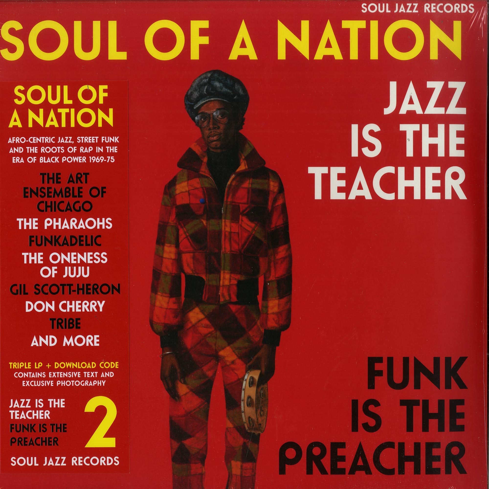 Various Artists - SOUL OF A NATION 2