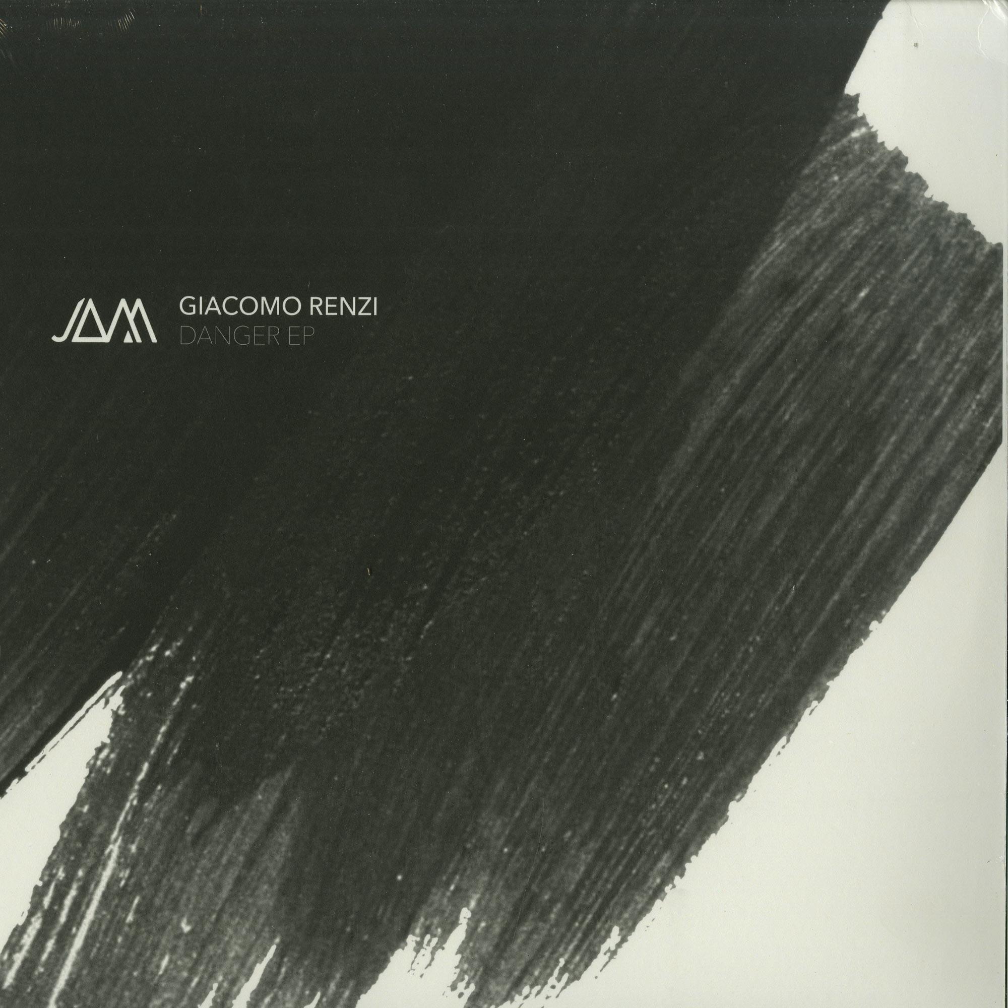 Giacomo Renzi - DANGER EP