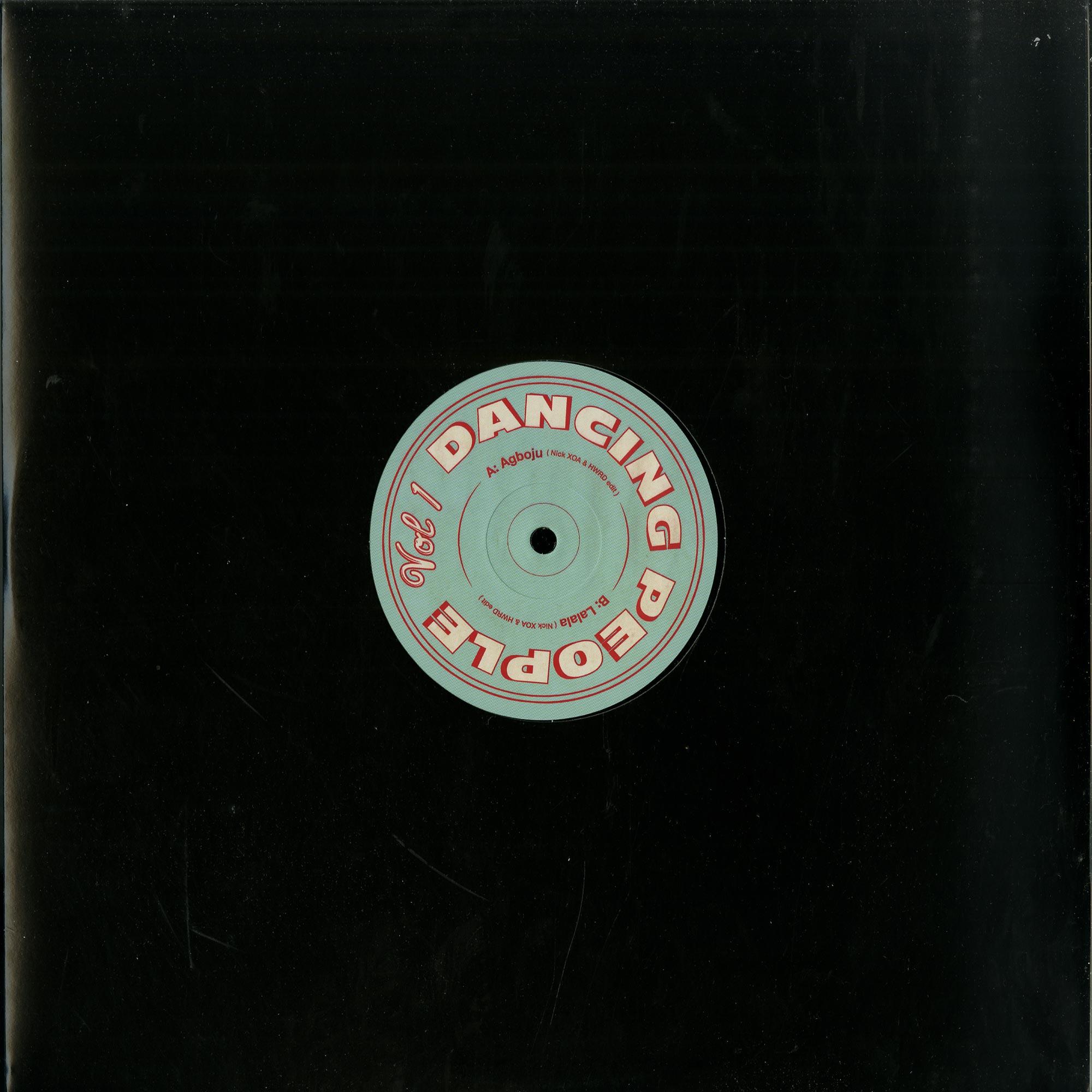 Dancing People - VOLUME 1