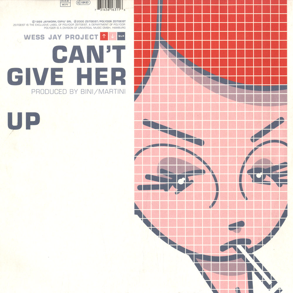 2nd Hand_Wess Jay Project - CANT GIVE HER UP