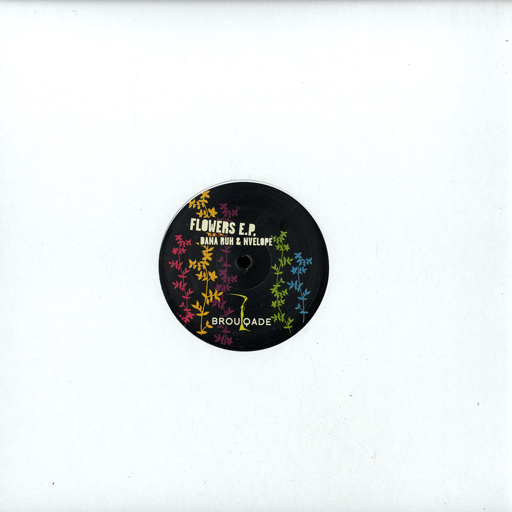 Dana Ruh & Nvelope - FLOWERS EP / INCL LAURINE FROST REMIX